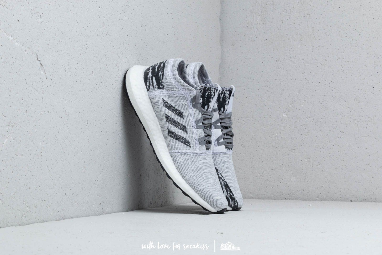 timeless design 49bd8 7702c adidas x Undefeated PureBOOST Go Core Black  Core Black  Core Black at a  great