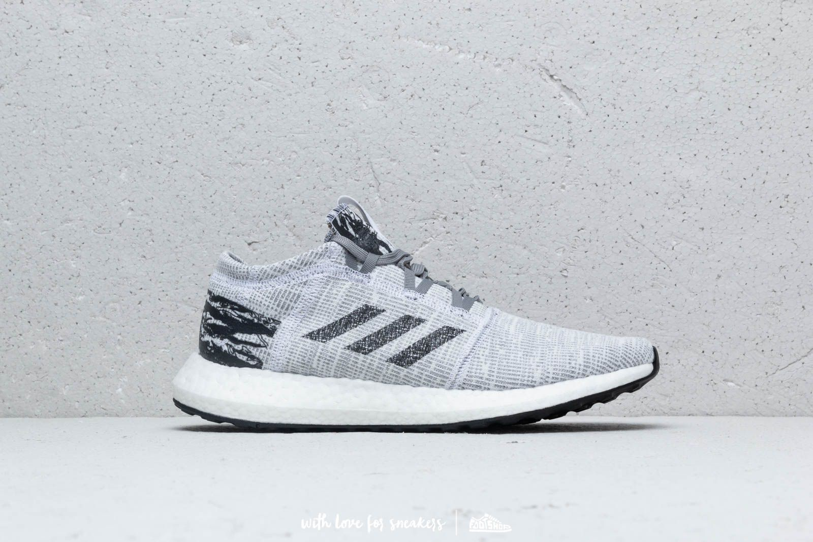 7d78b130a adidas x Undefeated PureBOOST Go Core Black  Core Black  Core Black at a  great