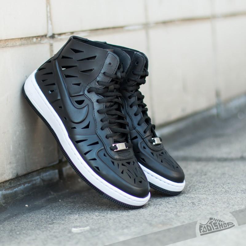 8c1874b369f2 Nike W AF1 Ultra Force Mid Joli Black Black-White at a great price