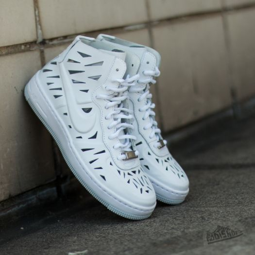 Nike W AF1 Ultra Force Mid Joli WhiteWhite Pure Platinum | Footshop