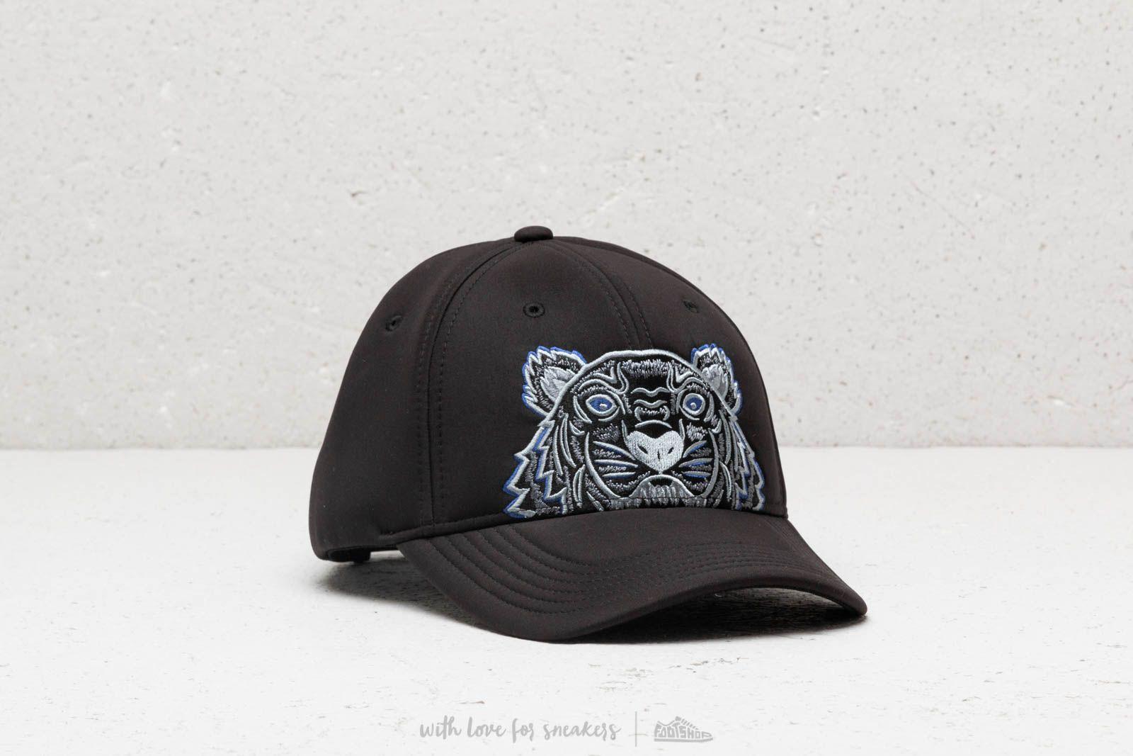 KENZO Tiger Canvas Strapback Black za skvelú cenu 72 € kúpite na Footshop.sk