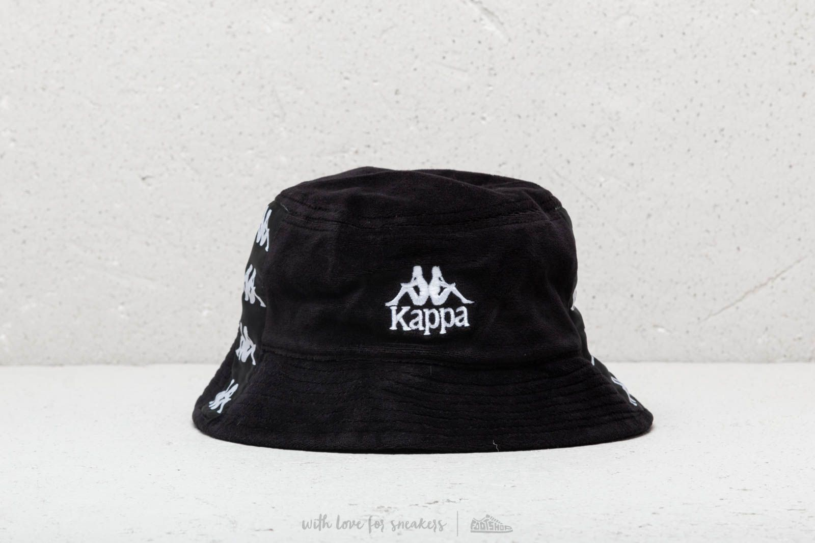 8c0a00d311 Kappa Authentic Ayumen Bucket Hat Black | Footshop