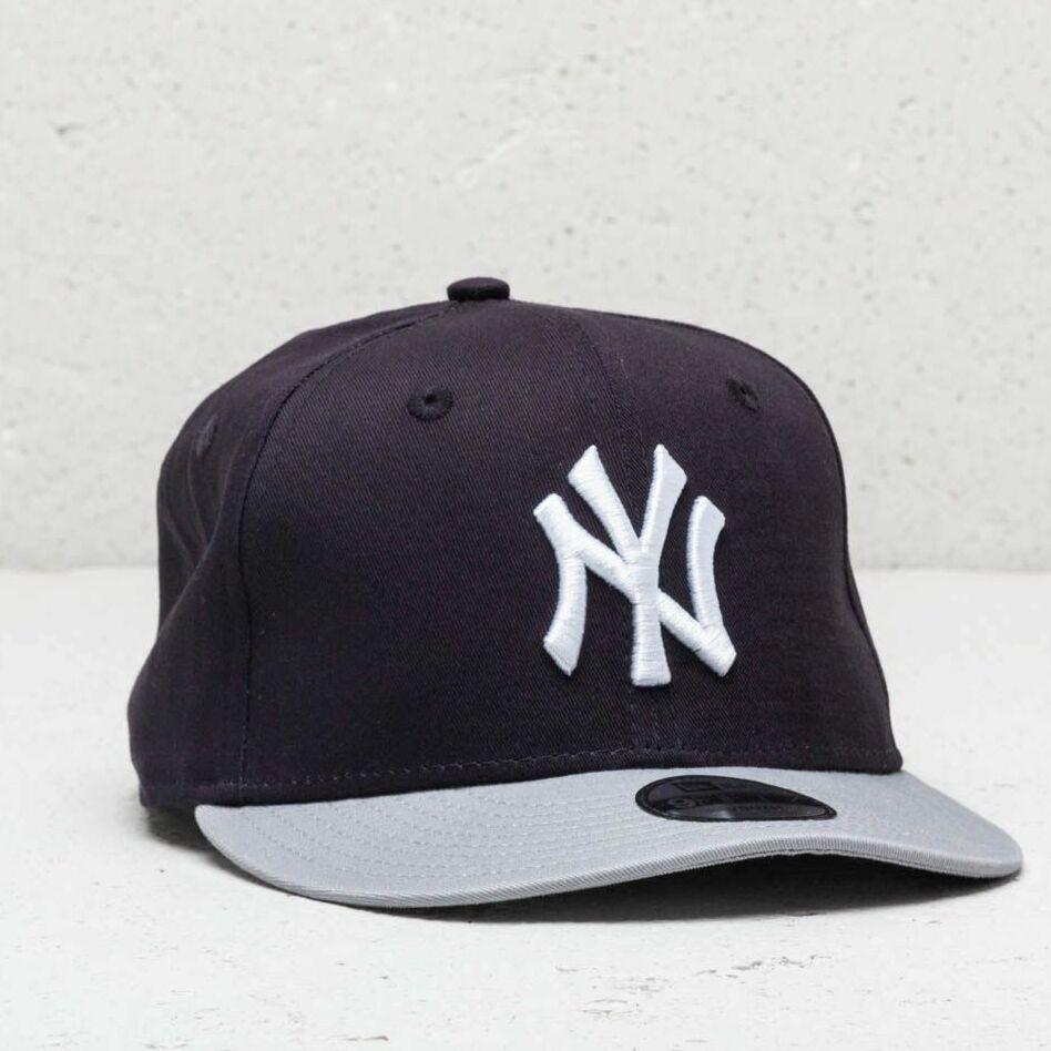 New Era Kids Essentials New York Yankees Snapback Dark Navy, Blue