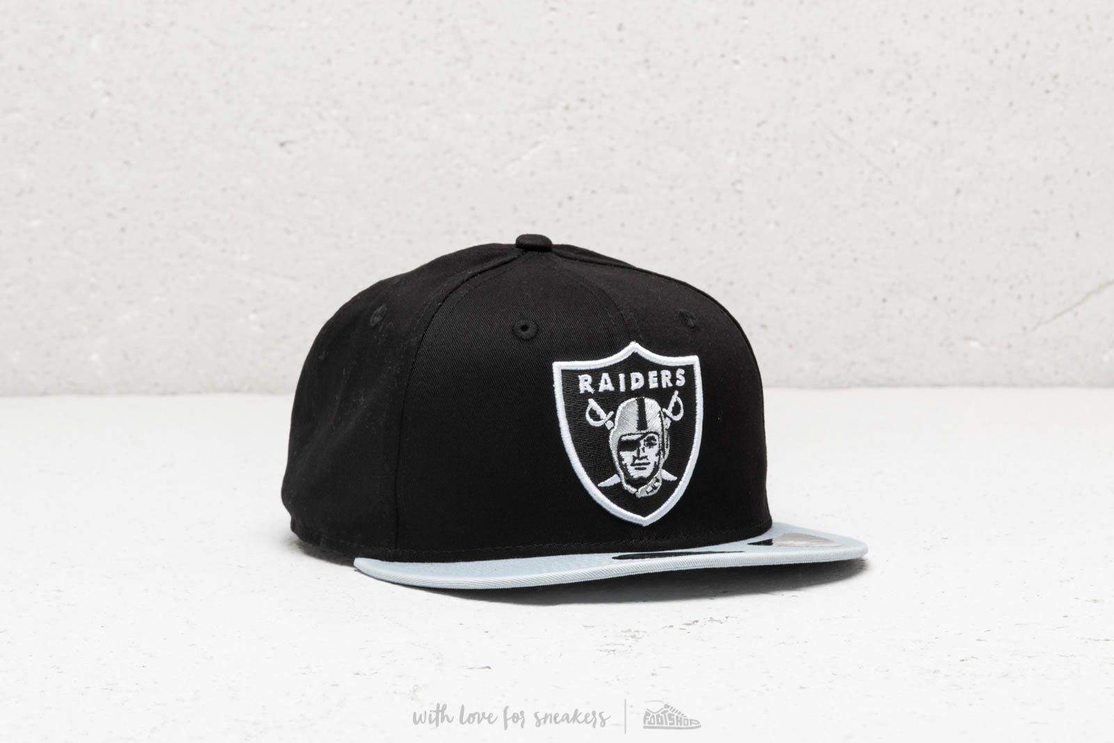 New Era 9Fifty NFL Oakland Raiders Cap Black  Grey  699c0920056