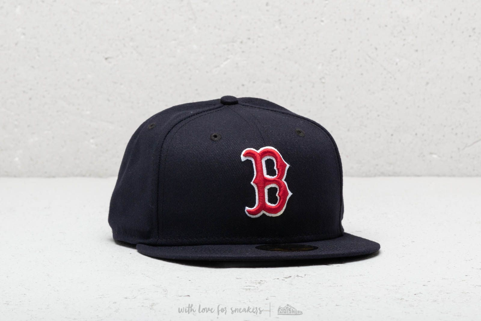 New Era On-Field Cap Boston Red Socks