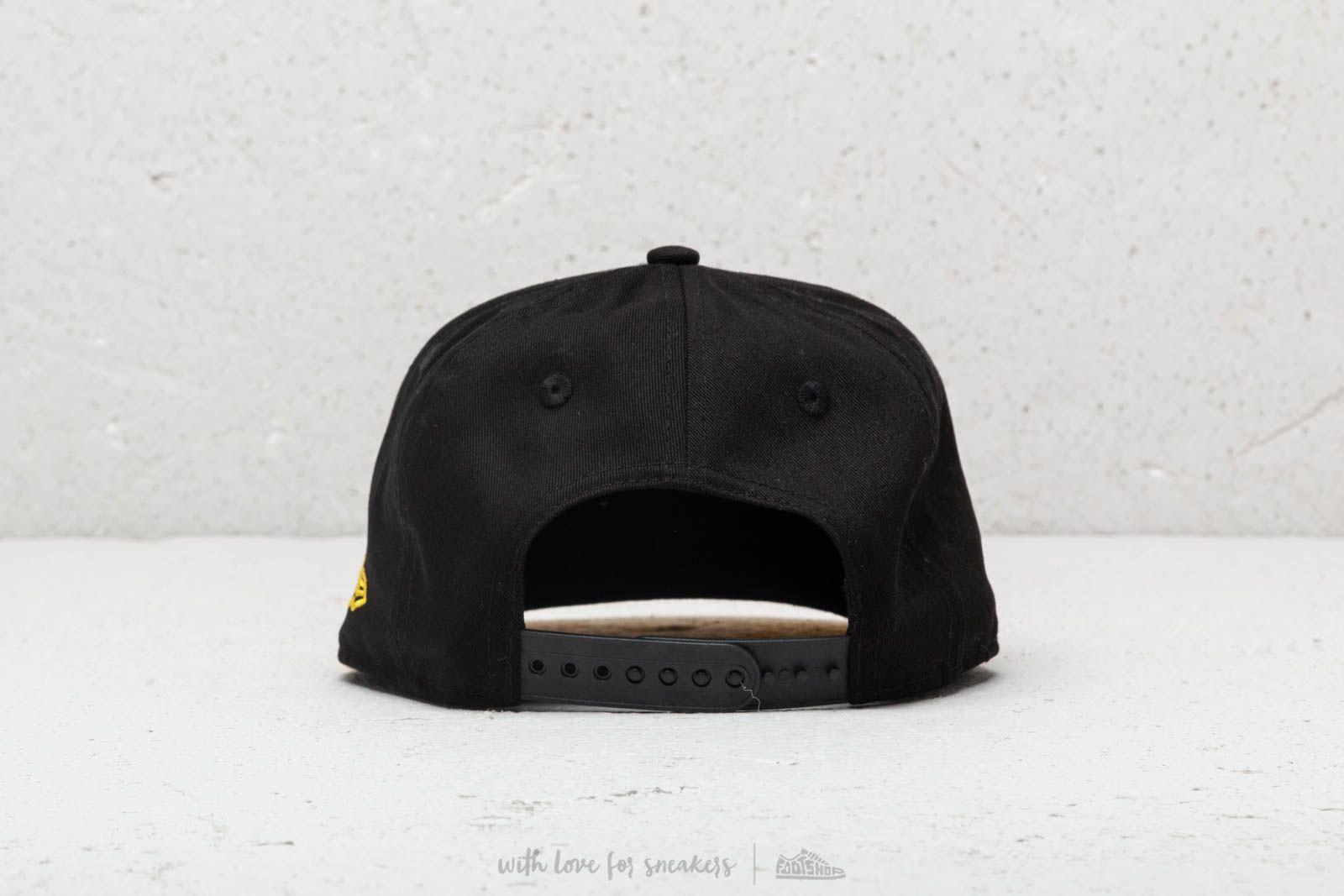 297074a28c7d5 New Era Kids Essential Batman Snapback Black  Yellow at a great price 26 €  buy