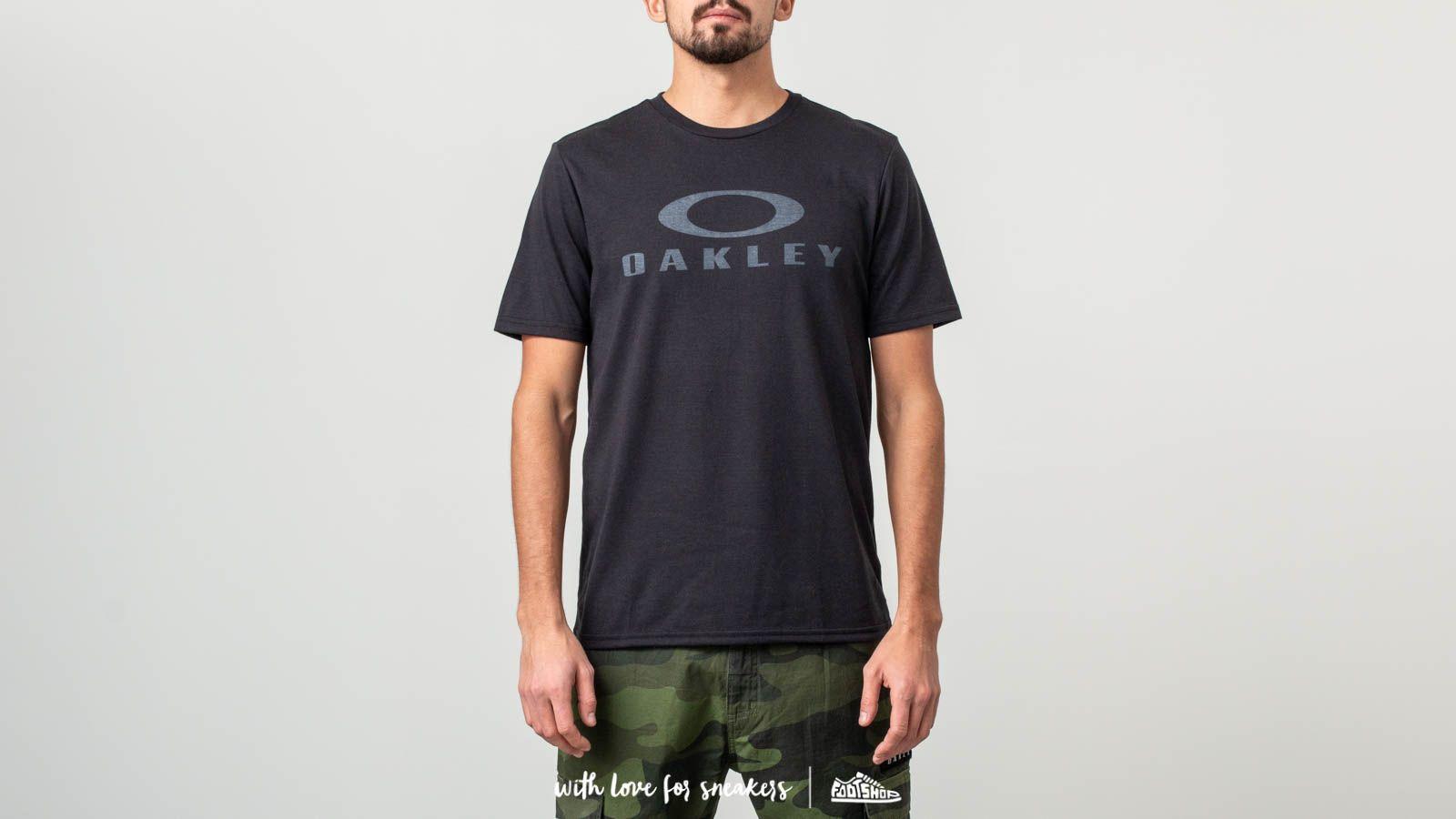 Oakley O Bark Tee Black za skvělou cenu 470 Kč koupíte na Footshop.cz
