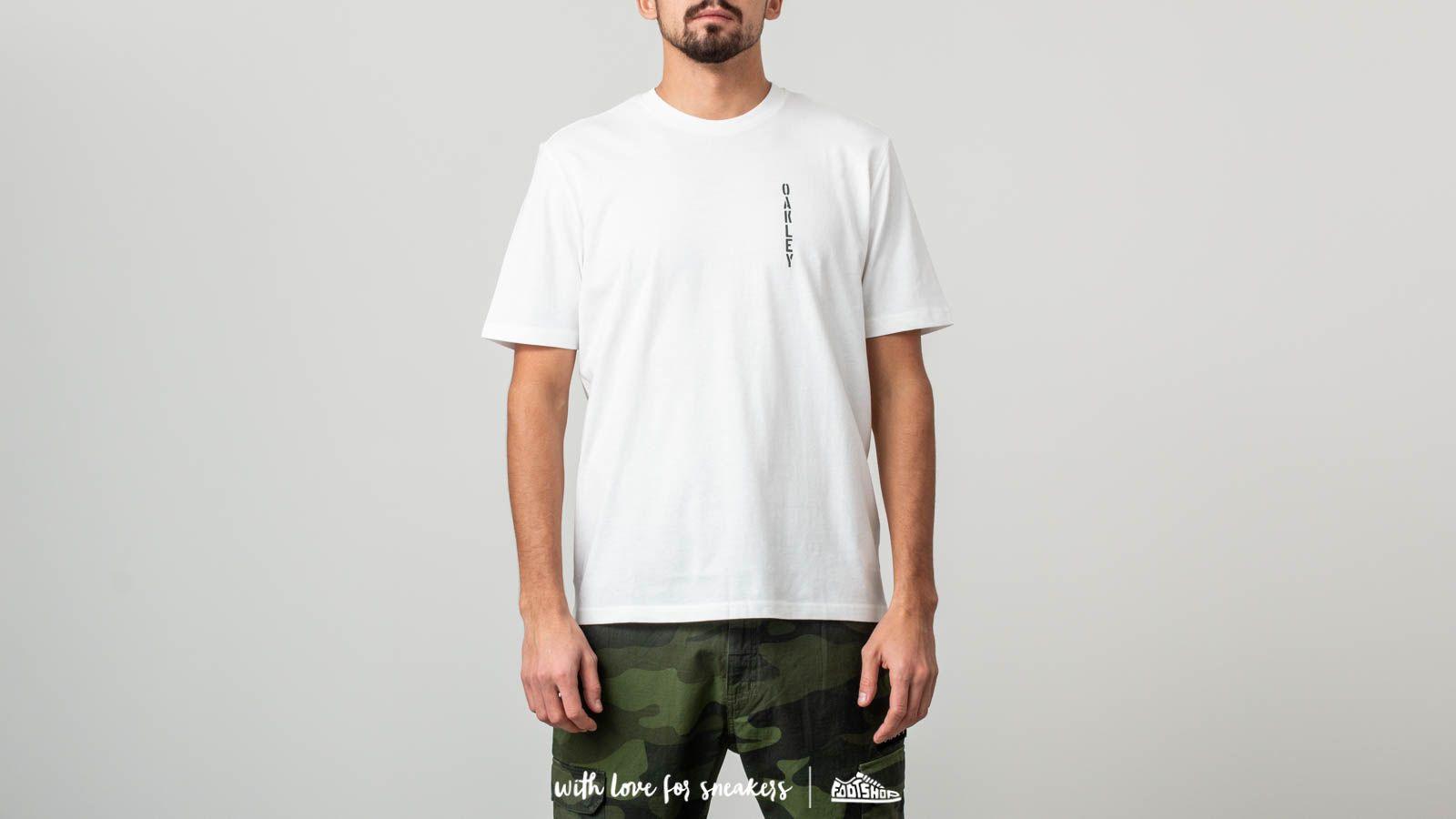 Oakley Hidden Vertical Camou Shortsleeves Tee White za skvelú cenu 18 € kúpite na Footshop.sk