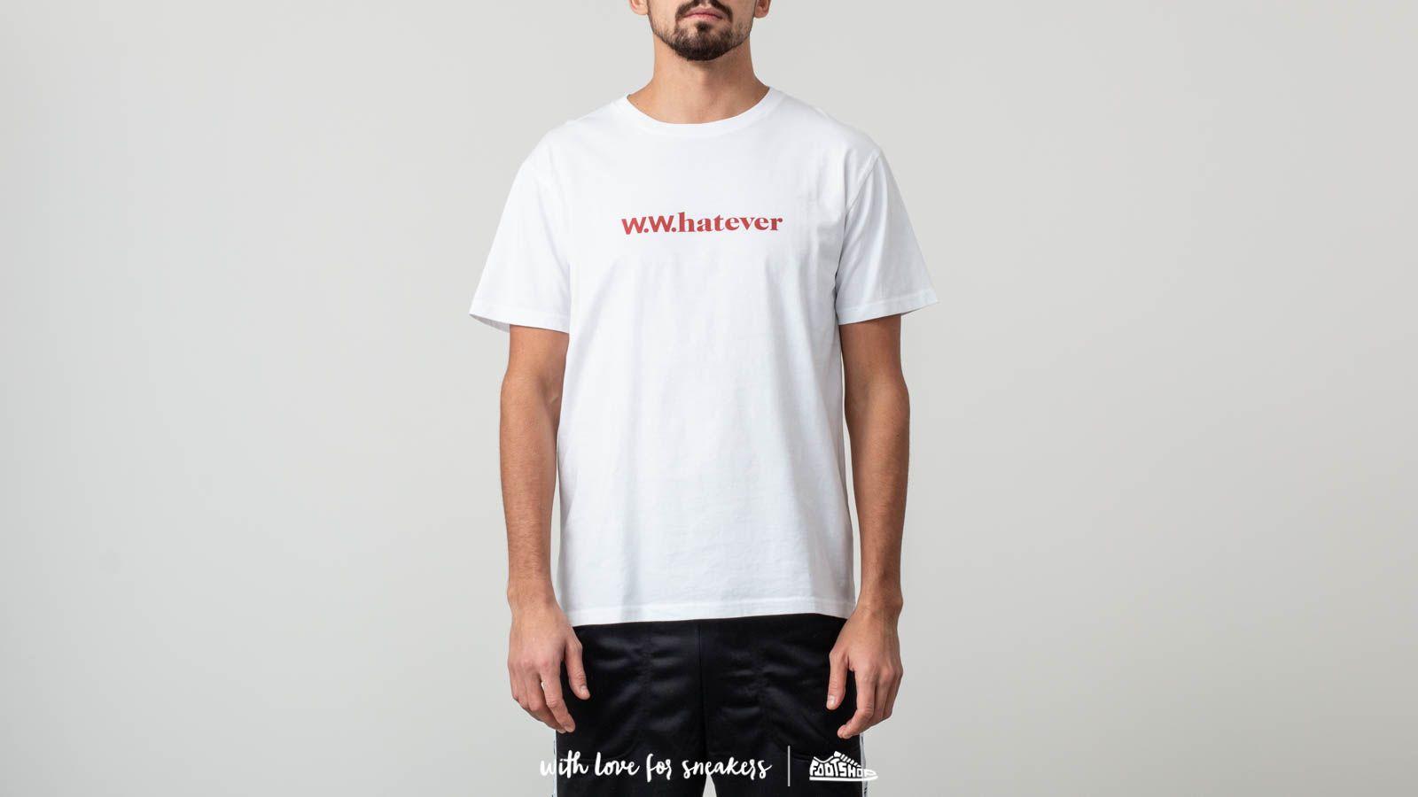 WOOD WOOD Sami T-Shirt Bright White za skvělou cenu 900 Kč koupíte na Footshop.cz