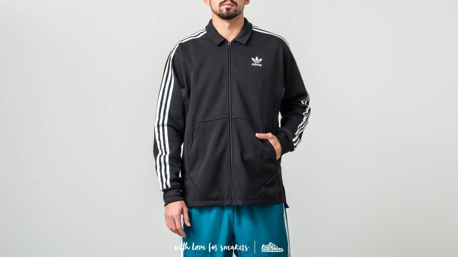 adidas Windsor TT Crewneck Black za skvělou cenu 1 610 Kč koupíte na Footshop.cz