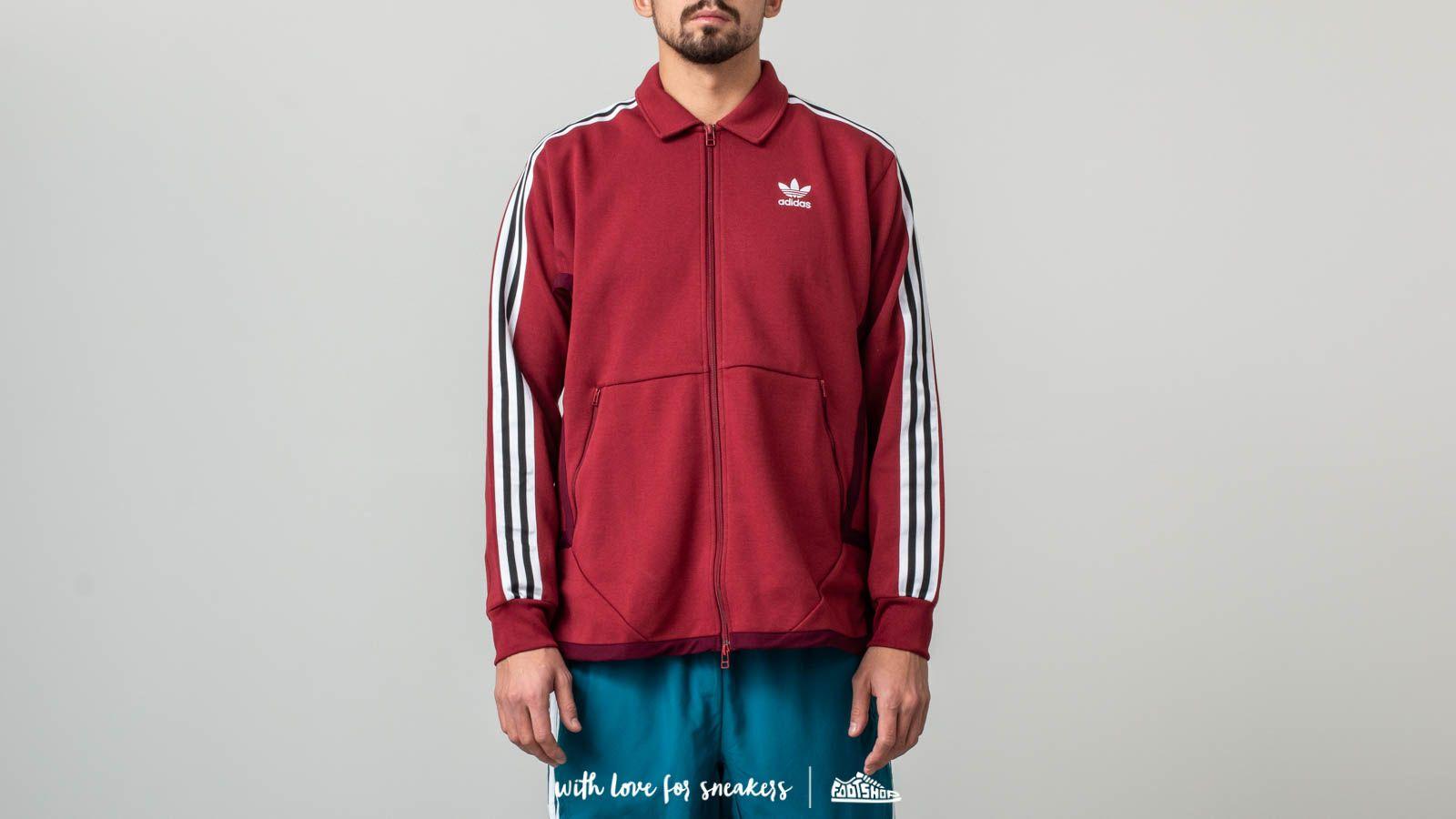 adidas Windsor Jacket Noble Maroon za skvělou cenu 1 620 Kč koupíte na Footshop.cz