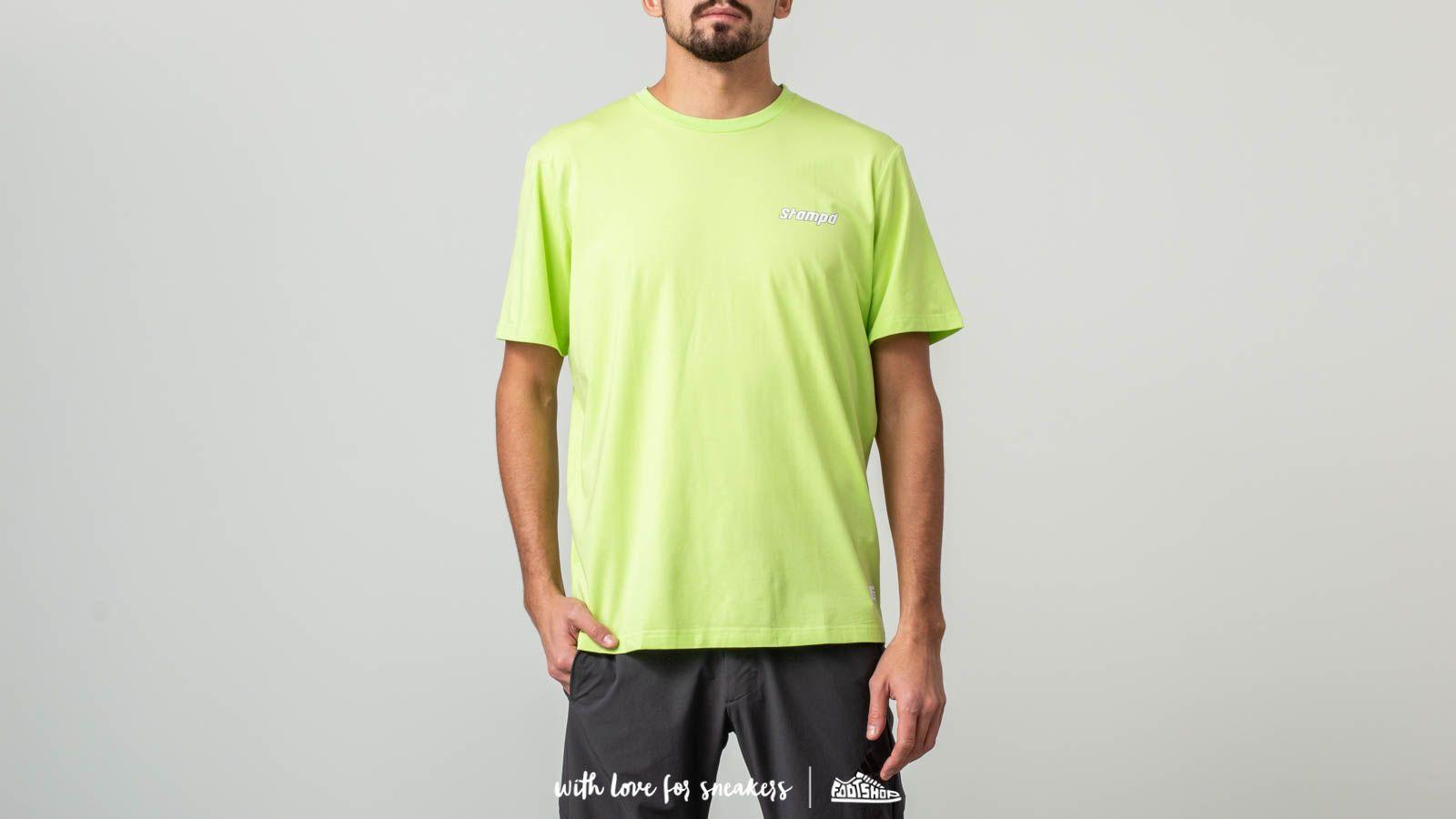 STAMPD KMS Tee Highlighter Yellow za skvelú cenu 47 € kúpite na Footshop.sk