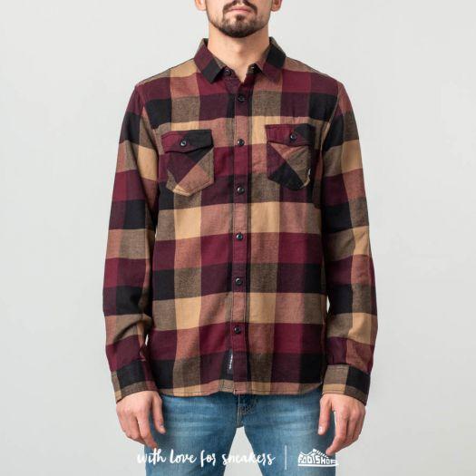 vans box flannel