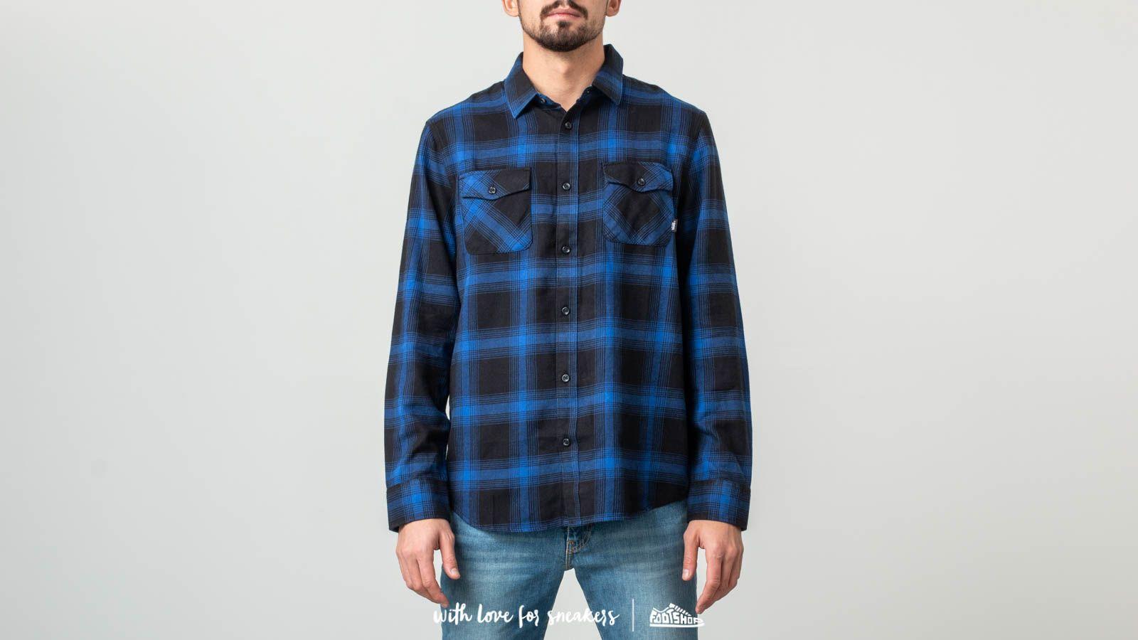 Vans Monterey III Shirt Black-Mazarine za skvělou cenu 880 Kč koupíte na Footshop.cz