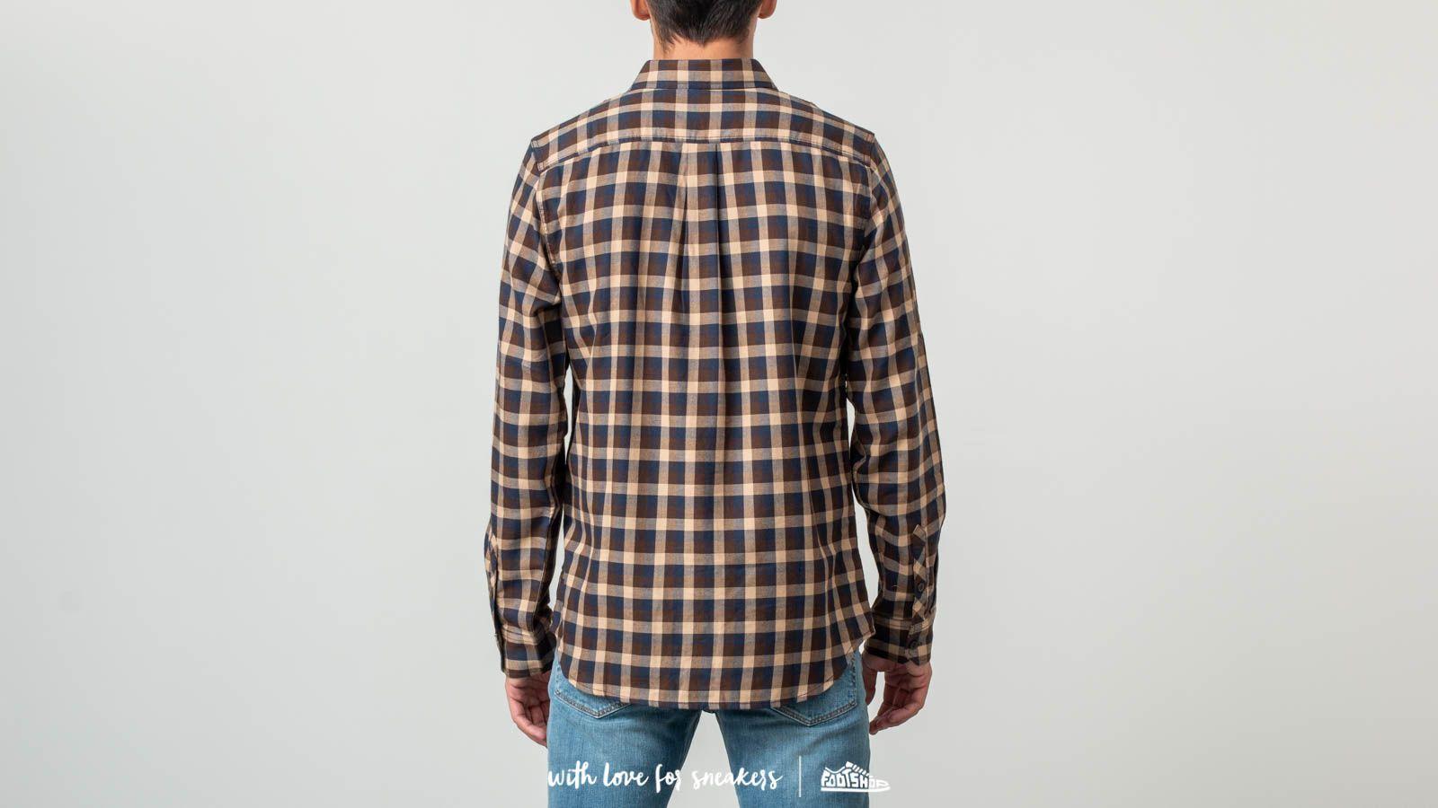 6ce677b9ac Vans Alameda II Shirt Demitasse-Khaki at a great price 54 € buy at Footshop