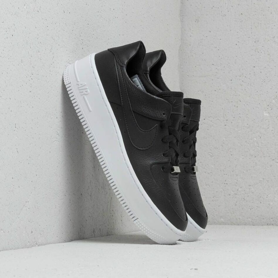 Nike W Af1 Sage Low Black/ Black-White EUR 41
