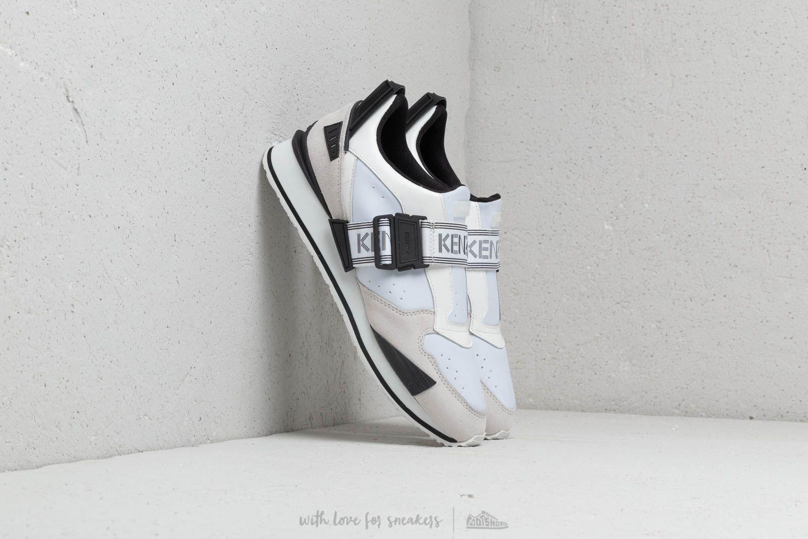 Kenzo New K-Run Sneakers White za skvělou cenu 7 090 Kč koupíte na Footshop.cz