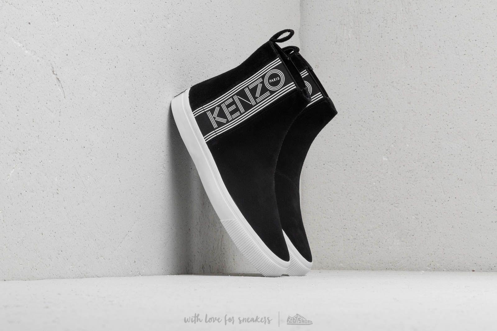 Kenzo Kapri High Top Sneakers W