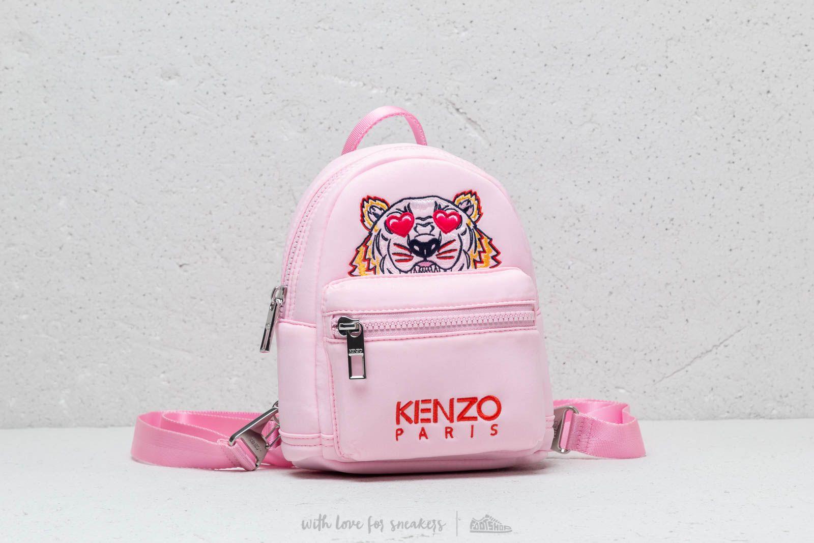Pink Tiger Backpack