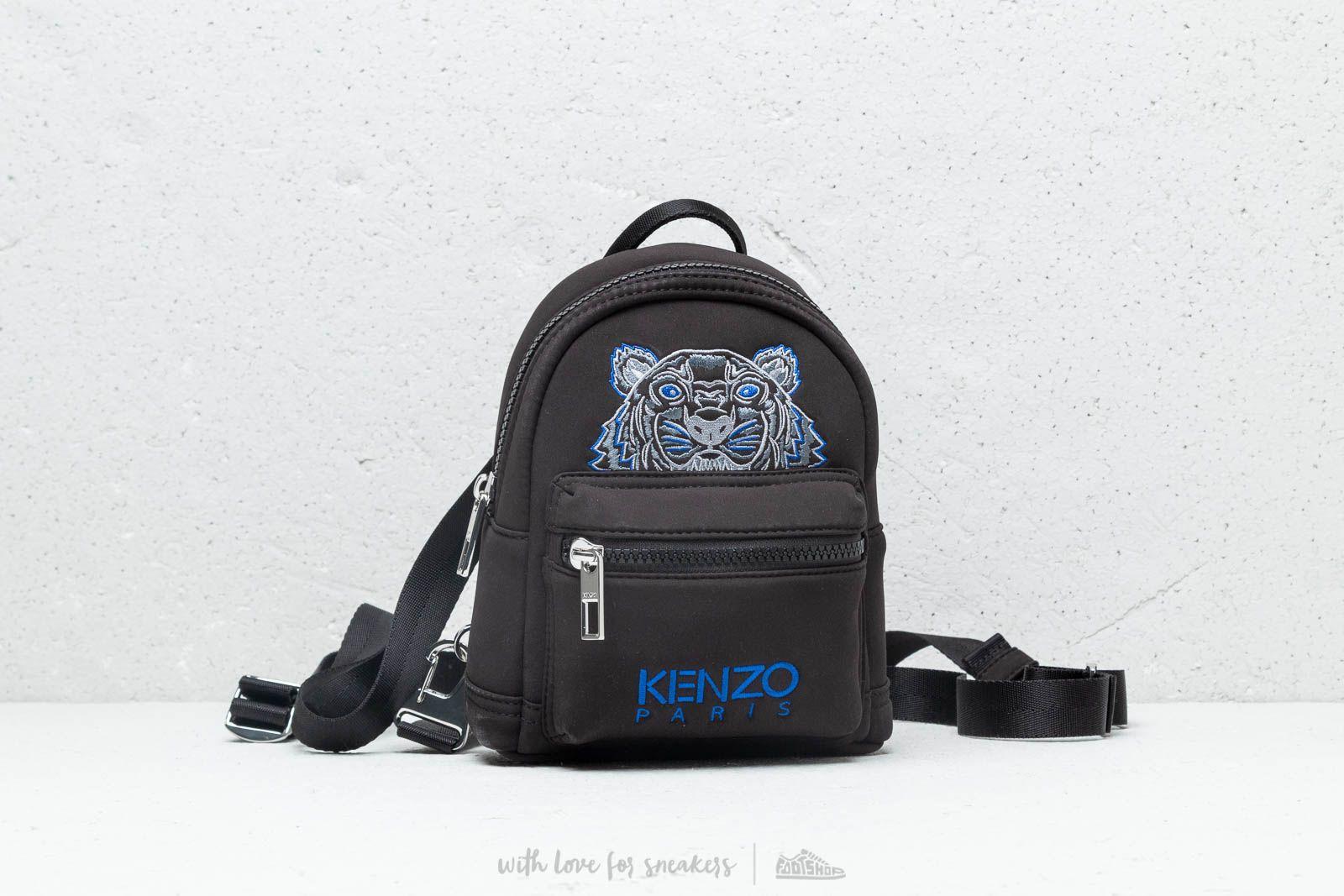 KENZO Mini Neoprene Tiger Rucksack Black za skvelú cenu 139 € kúpite na Footshop.sk