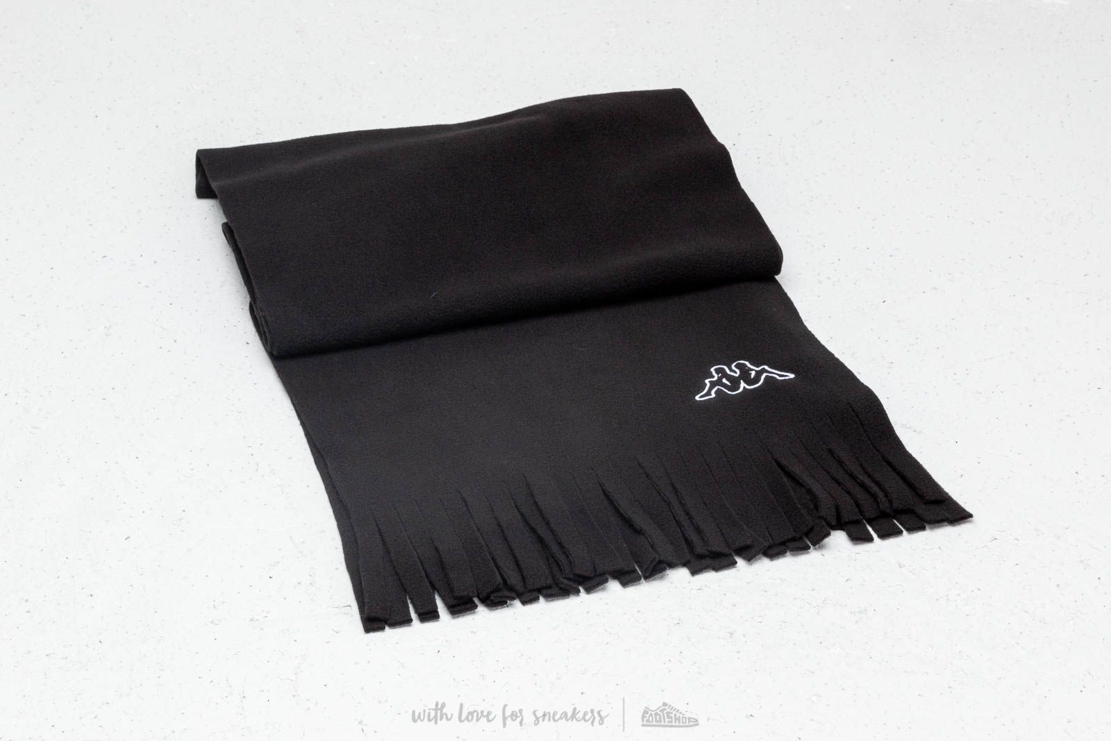 Accessories Kappa Logo Scarf Black