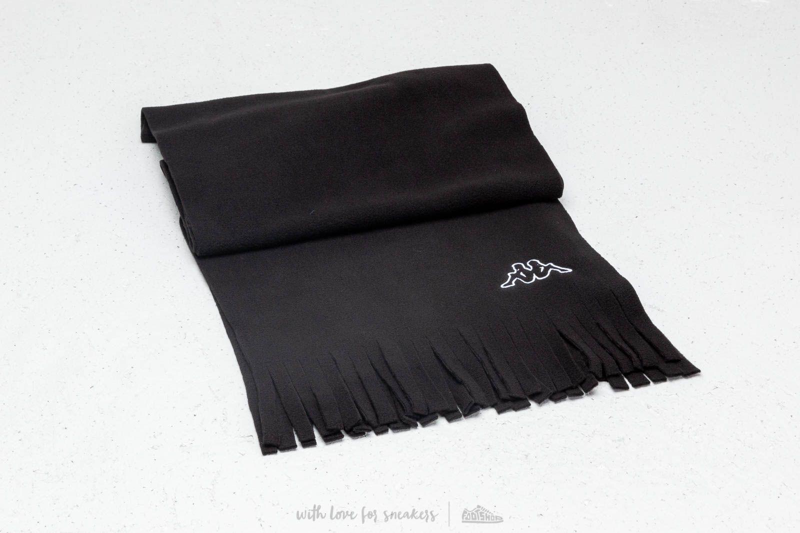Kappa Logo Scarf Black at a great price 16 € buy at Footshop