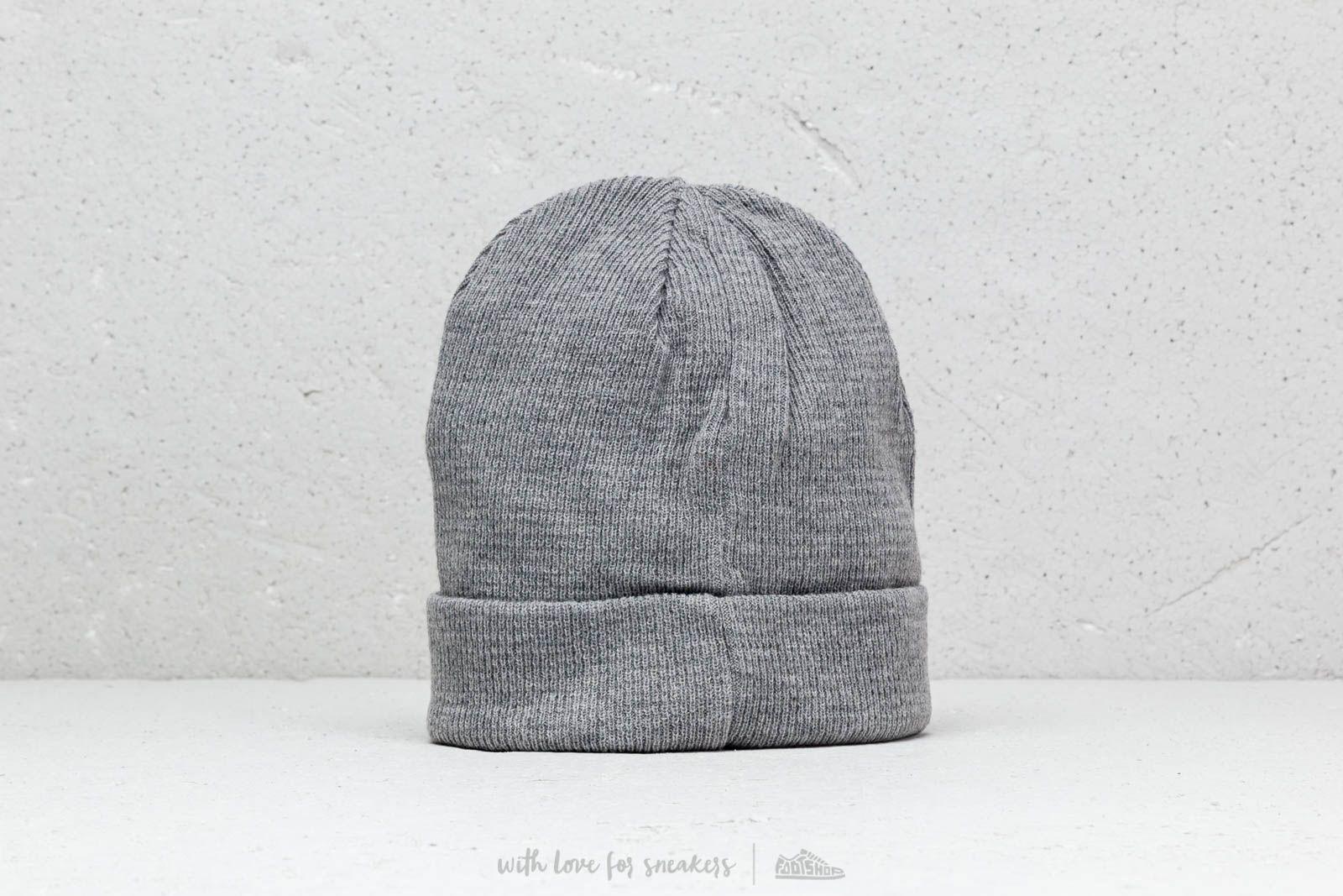 Kappa Authentic Aysnes Hat Beanie Grey at a great price £12 buy at Footshop 1af105bd042