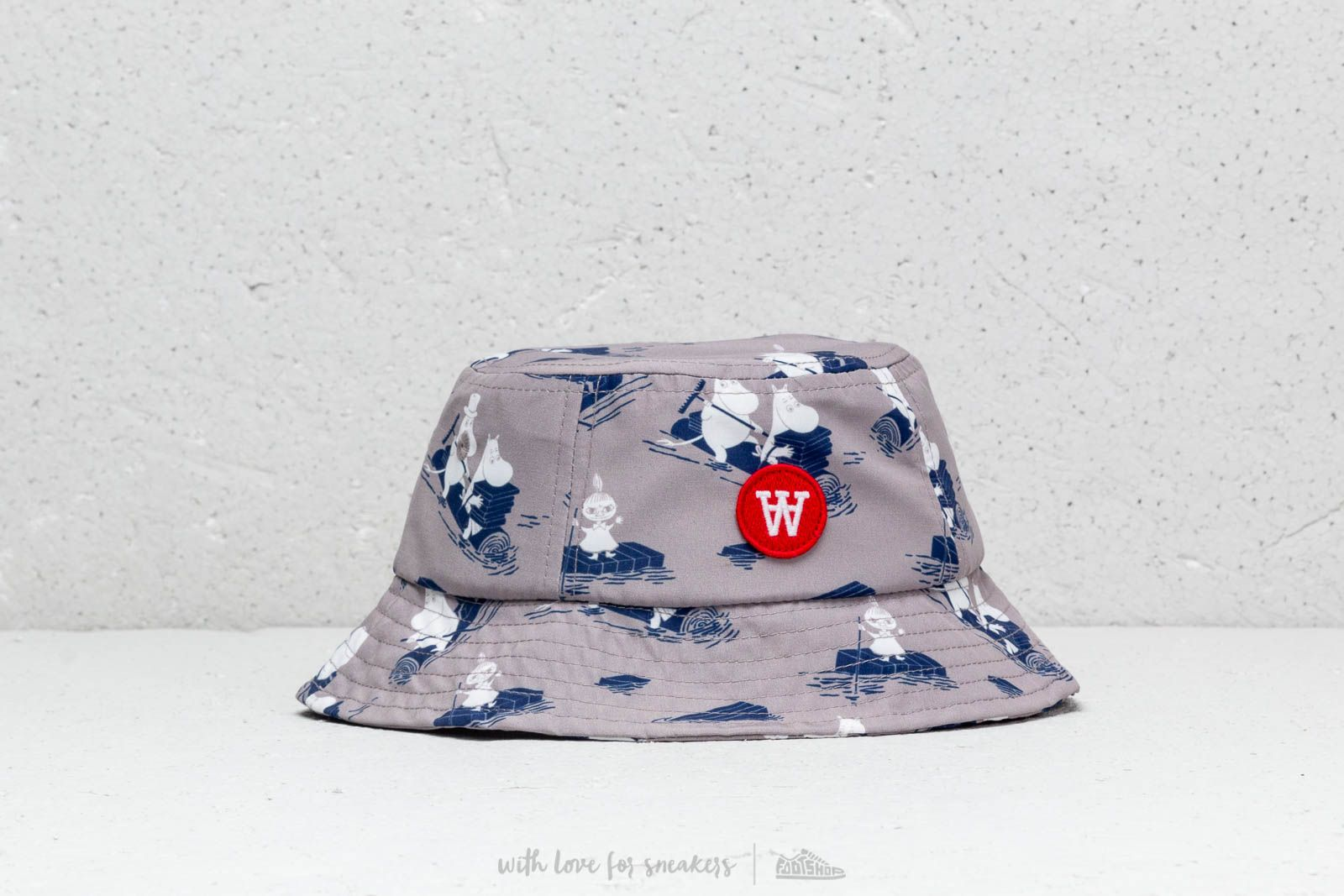 WOOD WOOD x Double A Val Bucket Hat