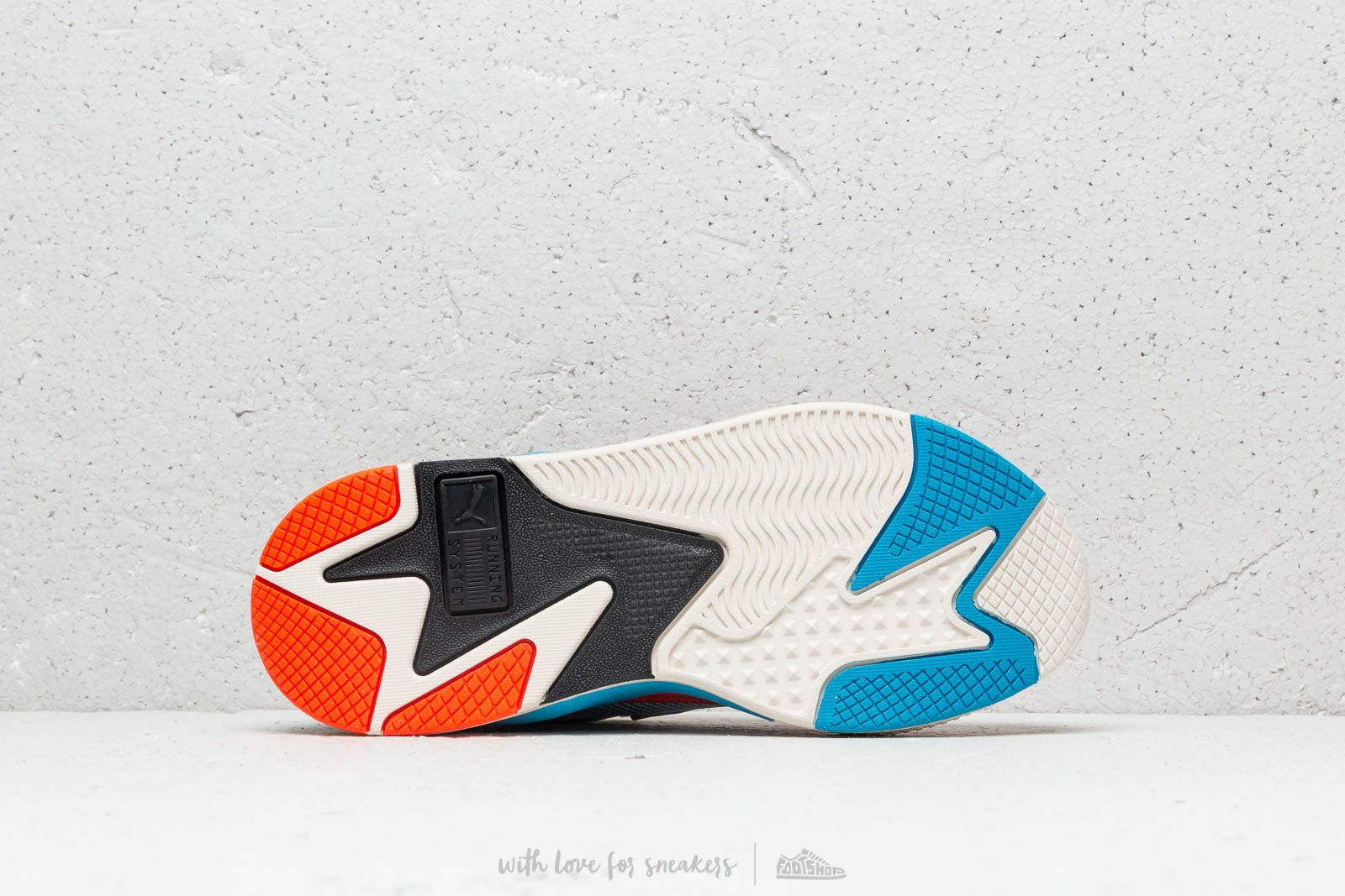 Puma RS-X Reinvention Whisper White  Red Blast at a great price £99 0557a0d82a6