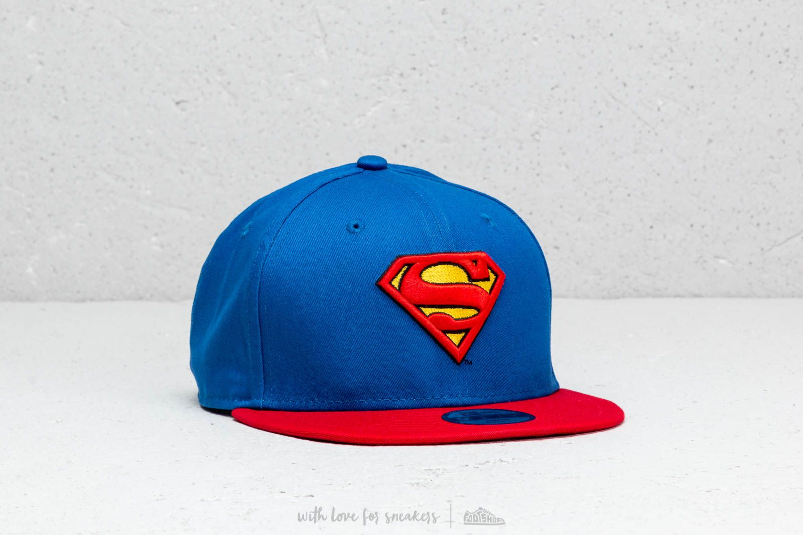 New Era Kids Essential 9Fifty Superman Snapback