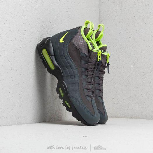 Nike Air Max 95 Sneakerboot Anthracite Volt Dark Frey