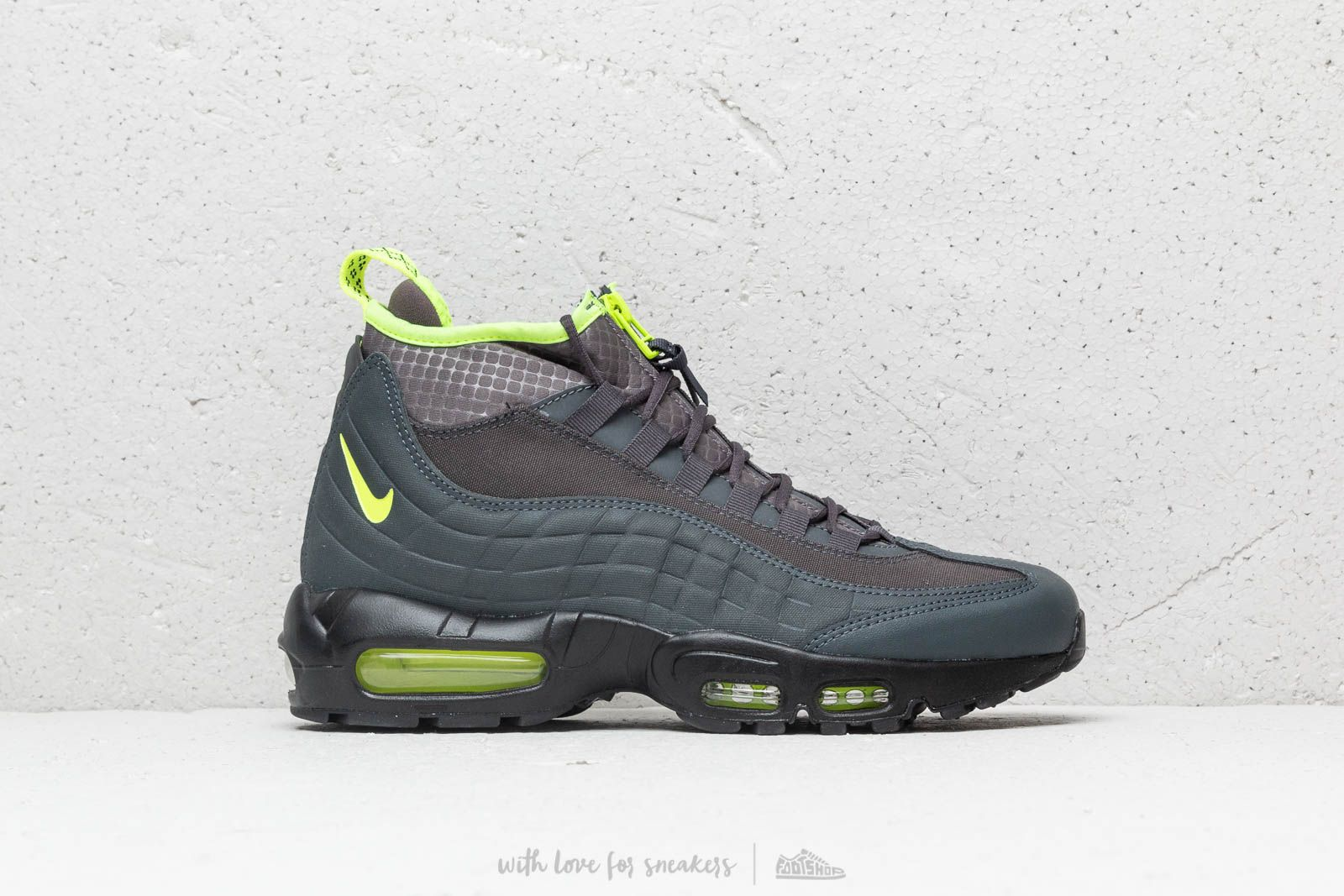 faafda4a87fb Nike Air Max 95 Sneakerboot Anthracite  Volt-Dark Frey at a great price 124