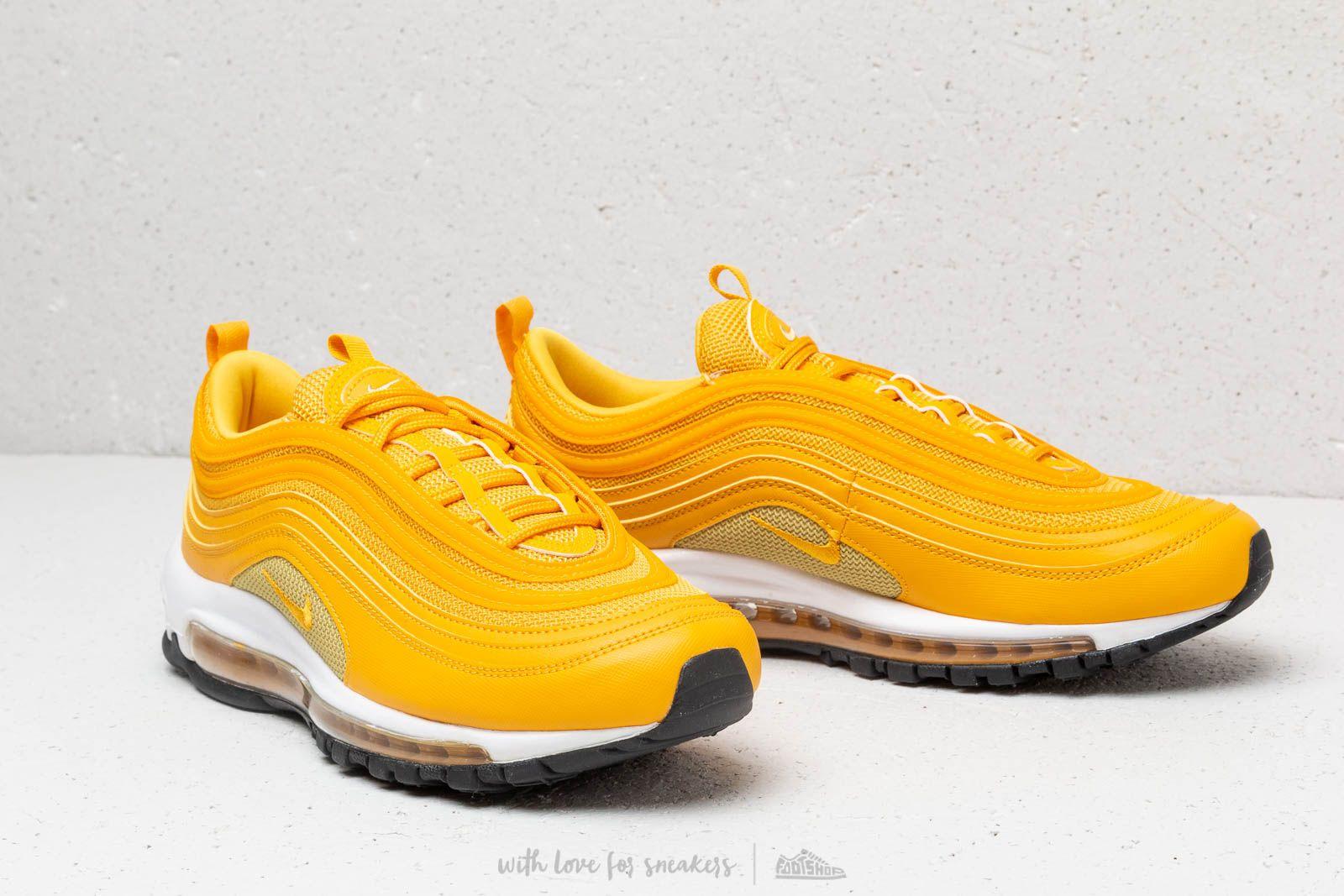Nike Air Max 97 Wm's Mustard Mustard Buff Gold | Footshop