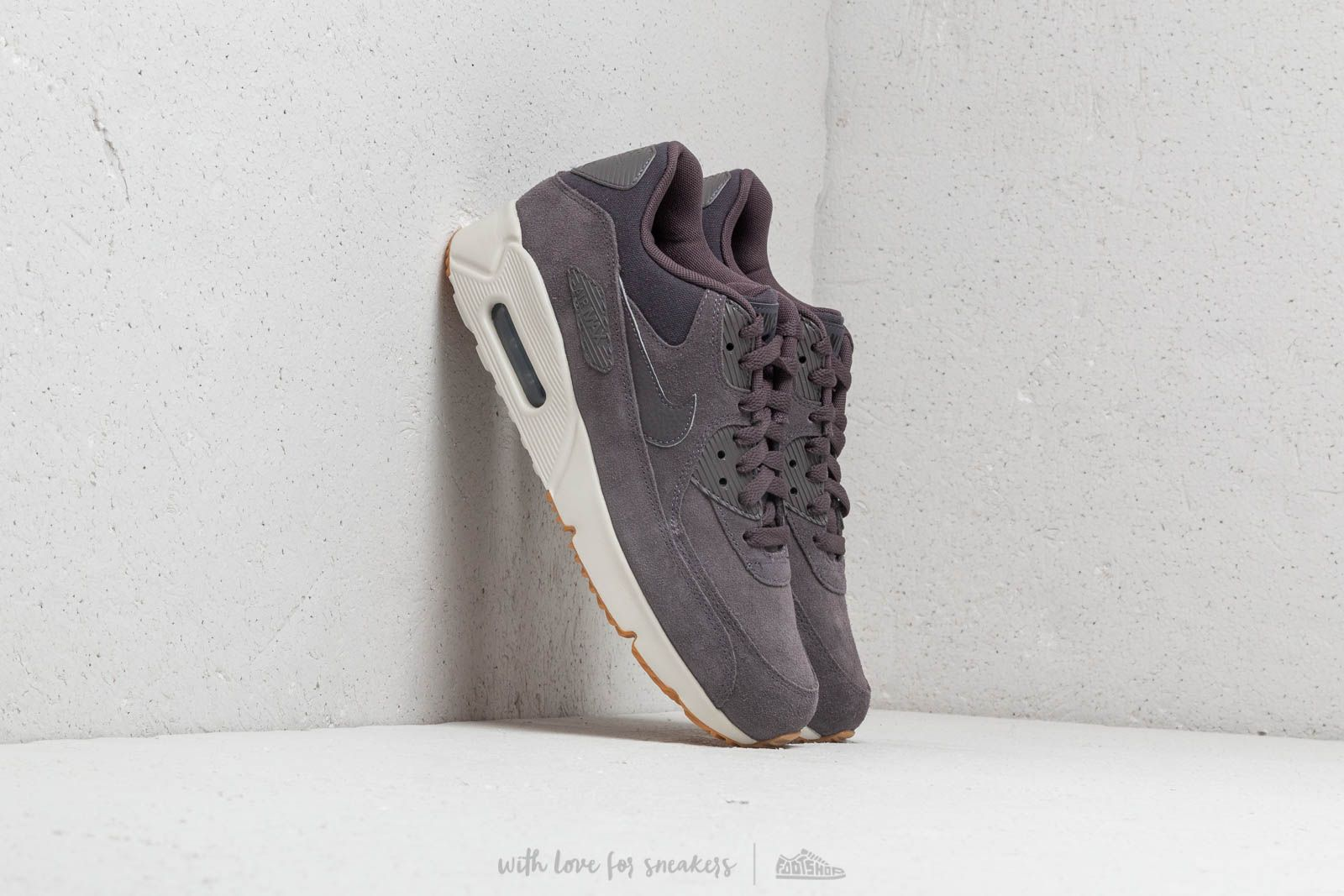 on sale e8193 a4302 Nike Air Max 90 Ultra 2.0 LTR Thunder Grey  Thunder Grey at a great price