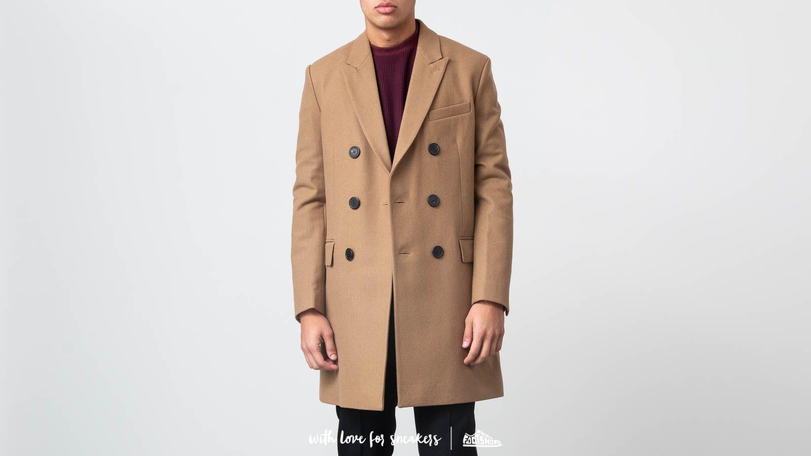 Alexandre Mattiussi Double Breasted Coat