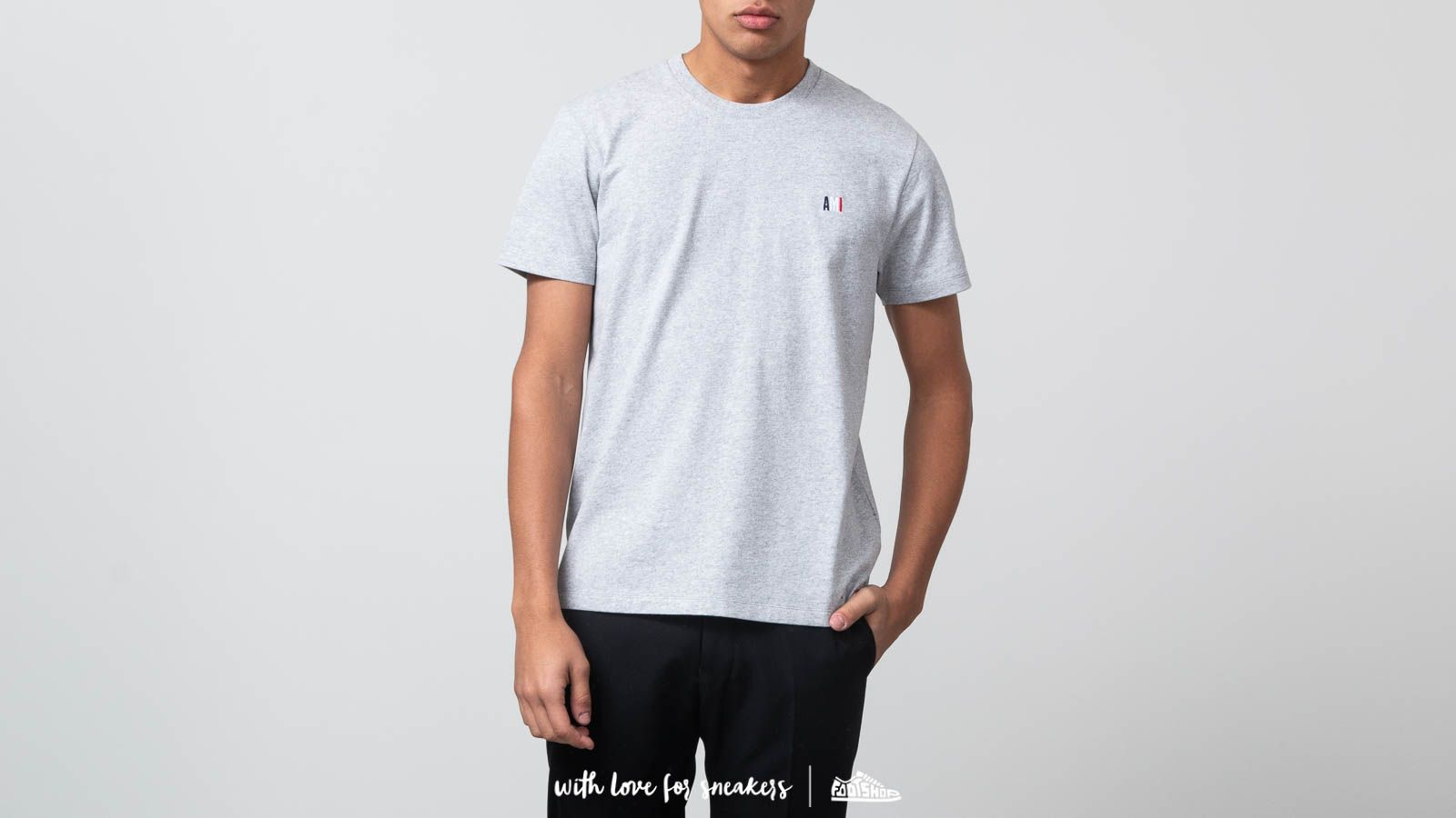 Alexandre Marriussi Small Ami T-Shirt