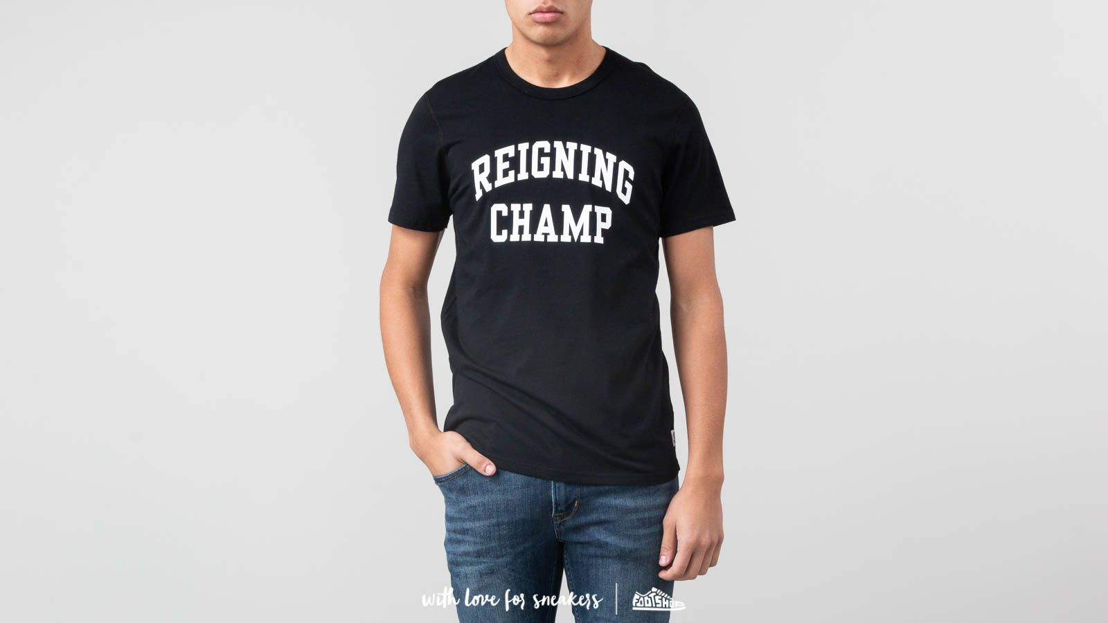 Reigning Champ Ivy League T-Shirt