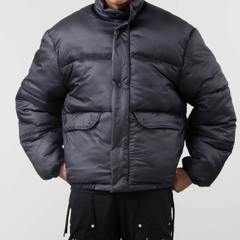 Our Legacy Lenox Nylon Jacket Smog Navy