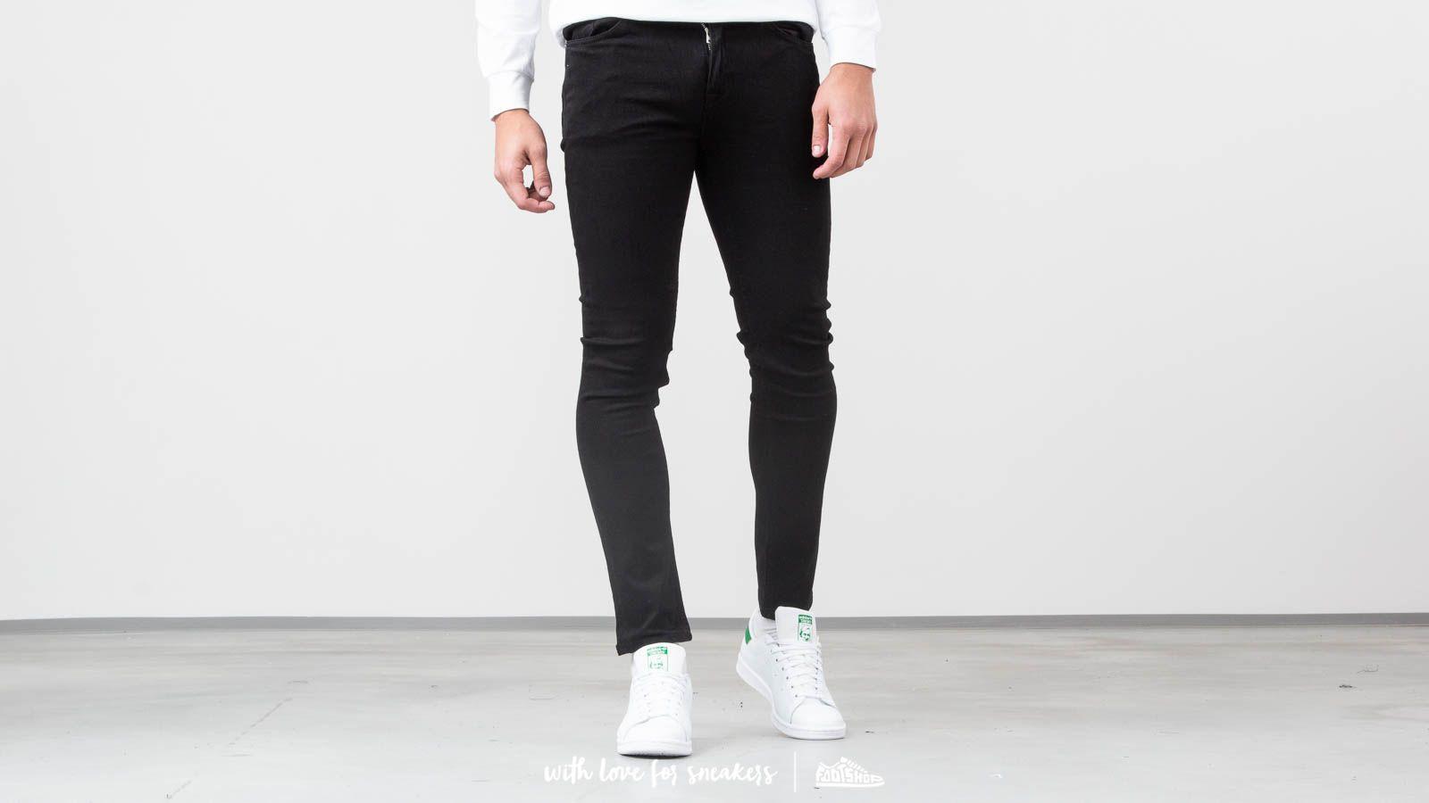 Junk de Luxe Dennis Jeans Black za skvelú cenu 46 € kúpite na Footshop.sk
