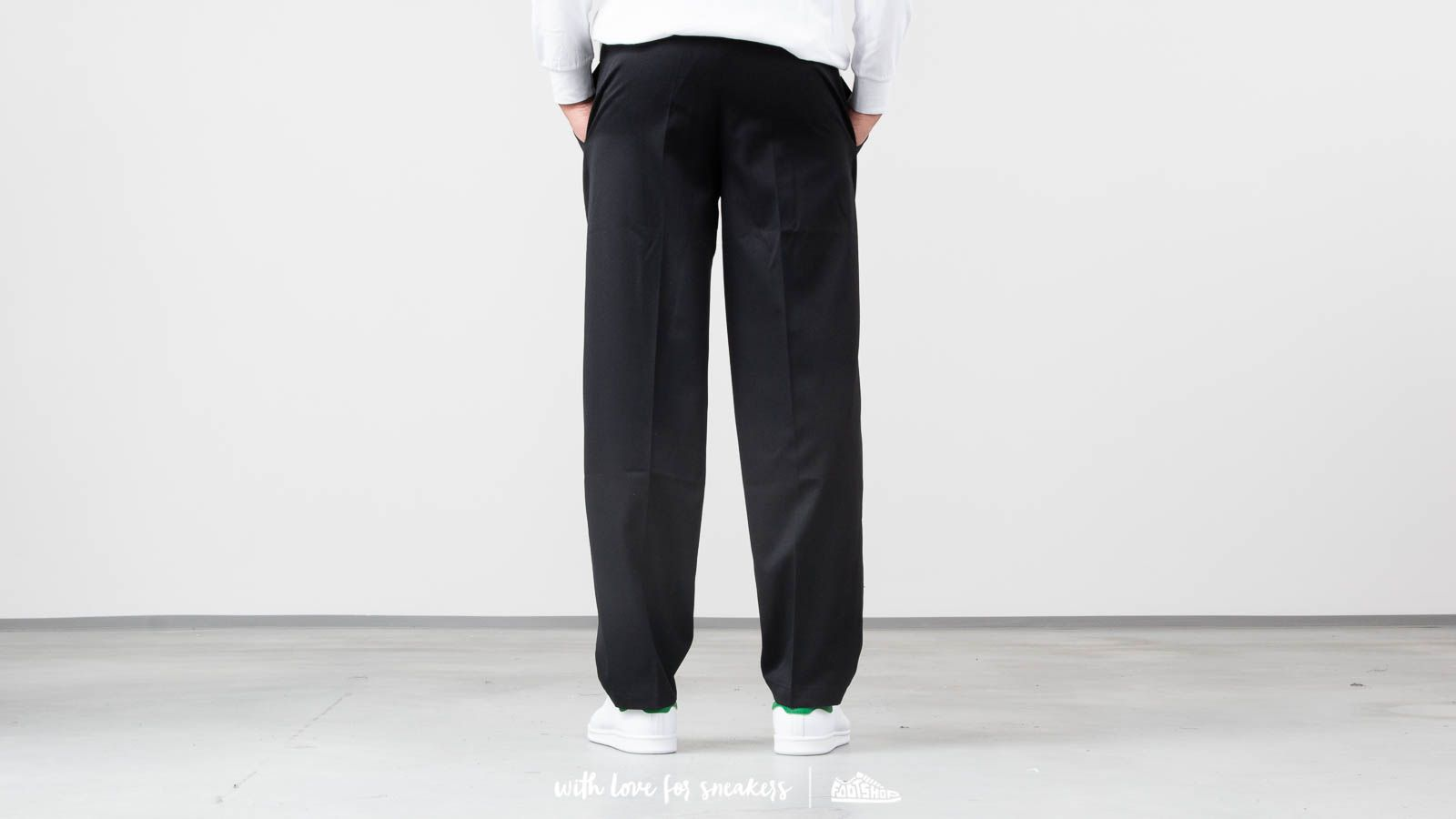 274f651e08d312 AXEL ARIGATO Shiro Trousers Black at a great price 86 € buy at Footshop