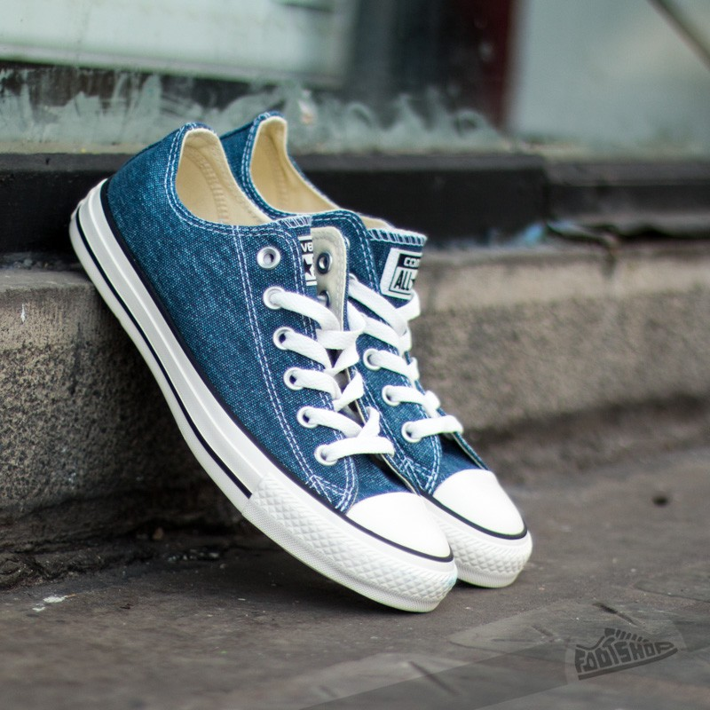 Converse CT All Star Navy Denim  b5b567d26