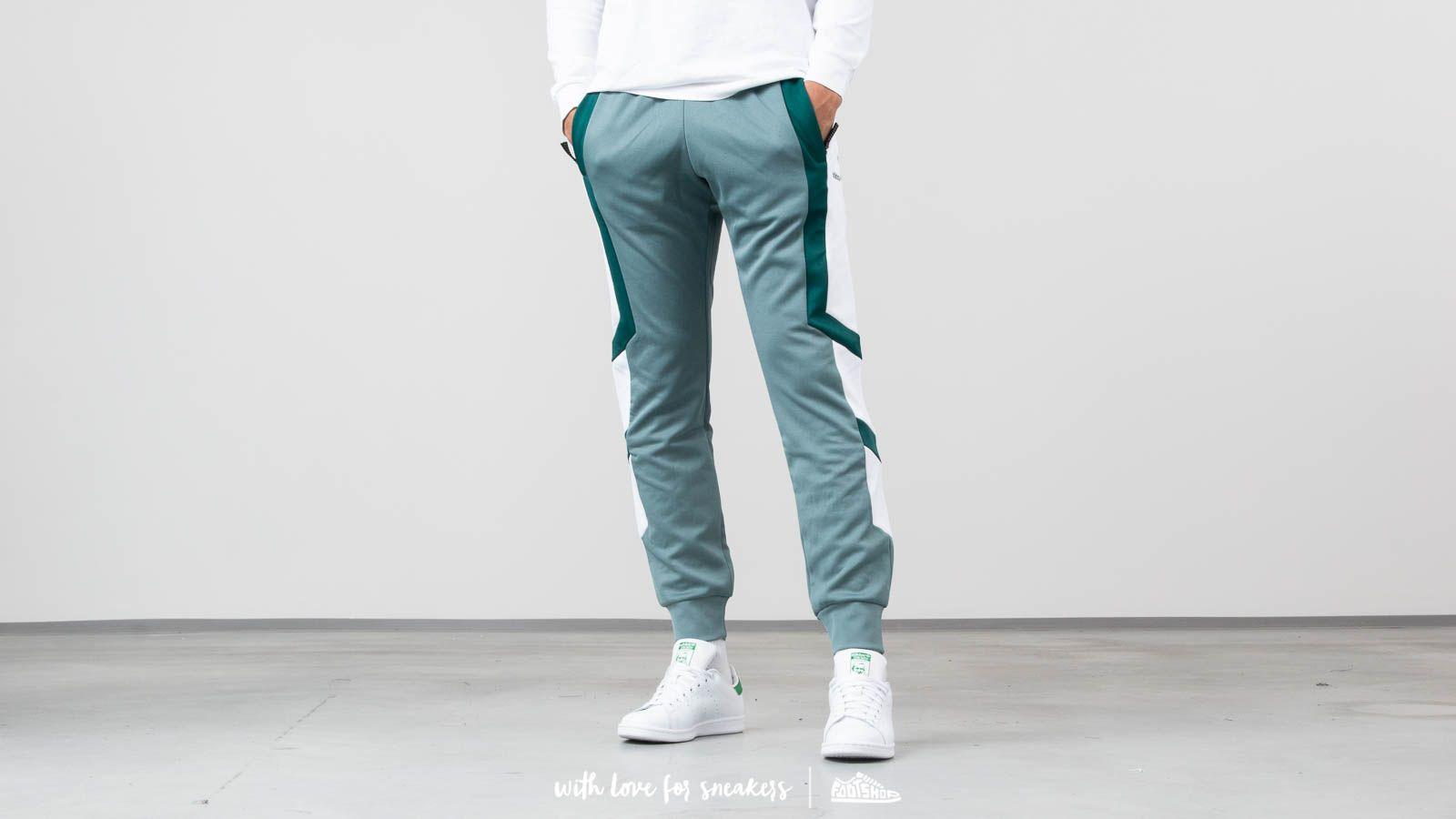 adidas EQT Block Trackpants Raw Green za skvělou cenu 2 140 Kč koupíte na Footshop.cz