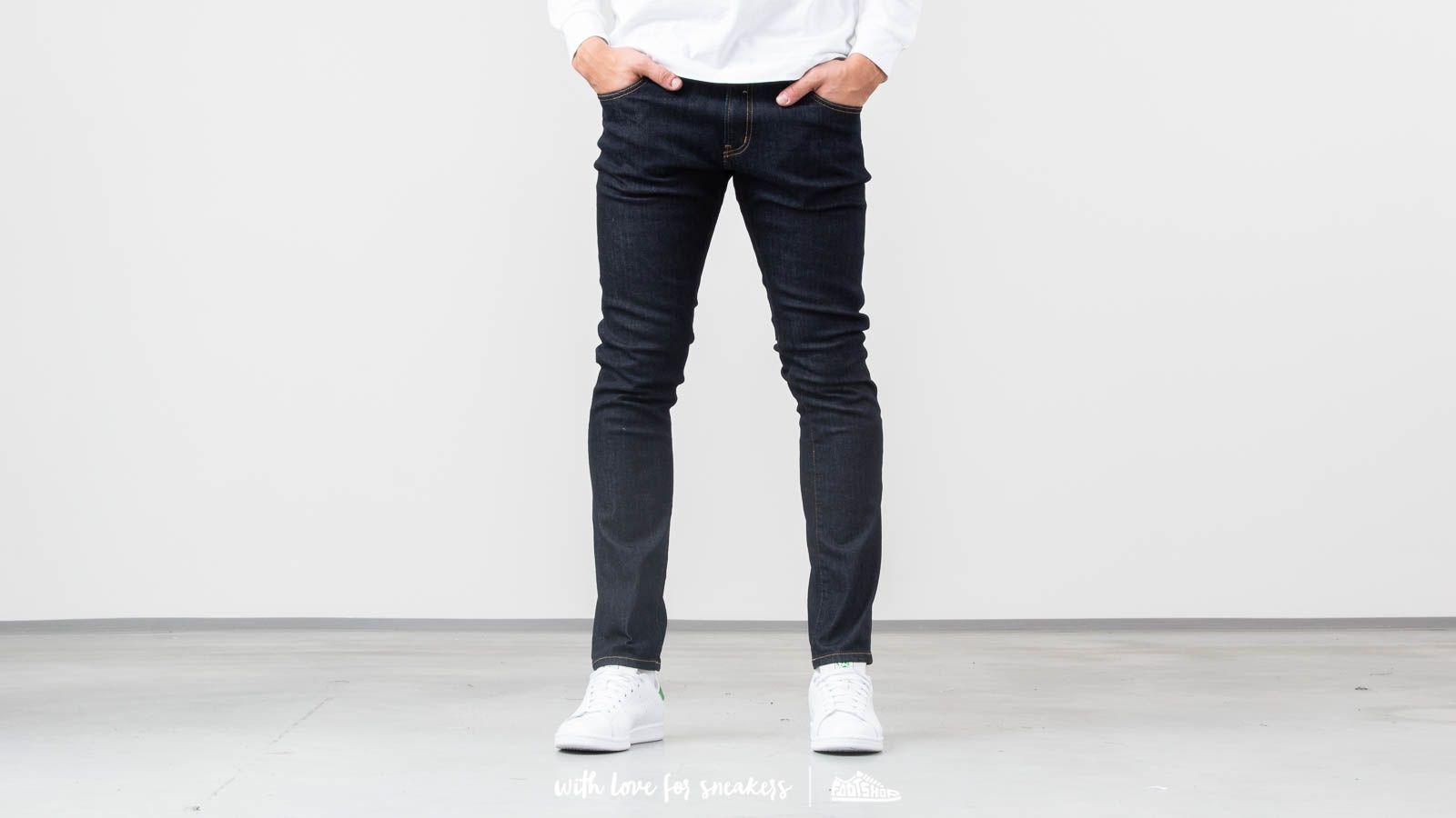 Carhartt WIP Rebel Pants Blue Denim za skvělou cenu 1 790 Kč koupíte na Footshop.cz