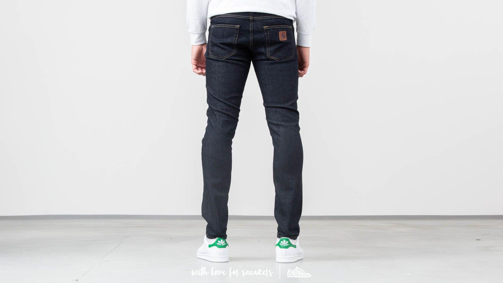 8915ddf0 Carhartt WIP Rebel Pants Blue Denim at a great price £57 buy at Footshop