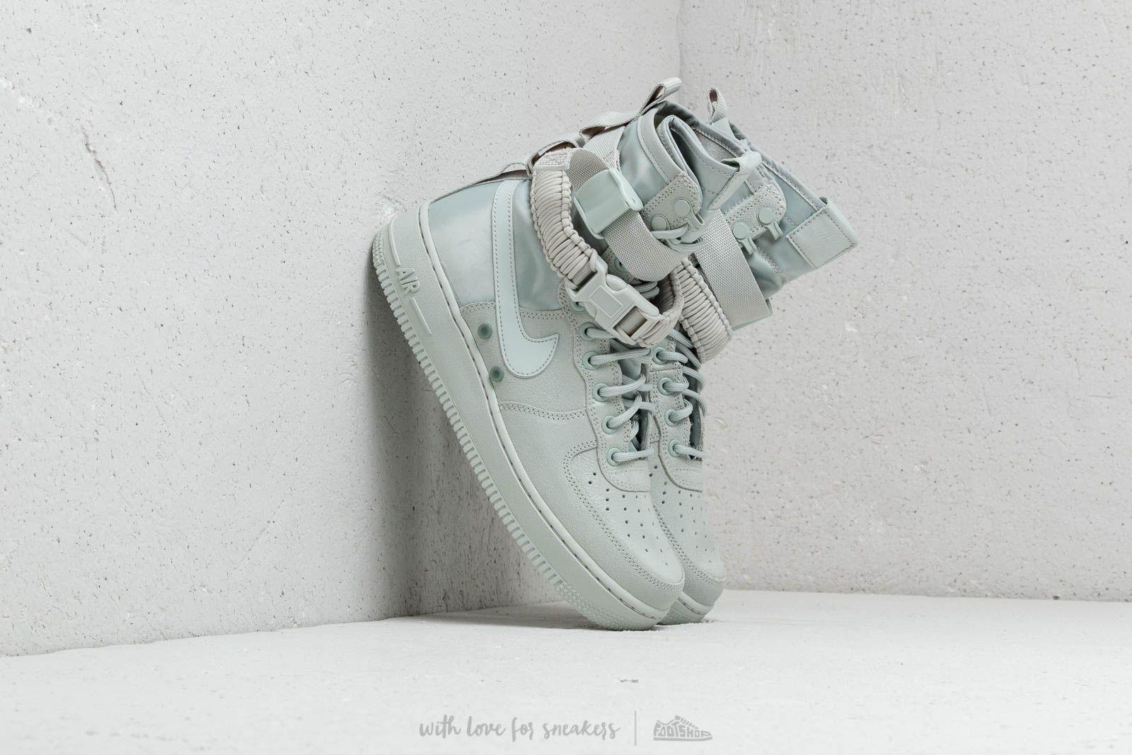 Nike W SF Air Force 1 Light Silver/ Light Silver