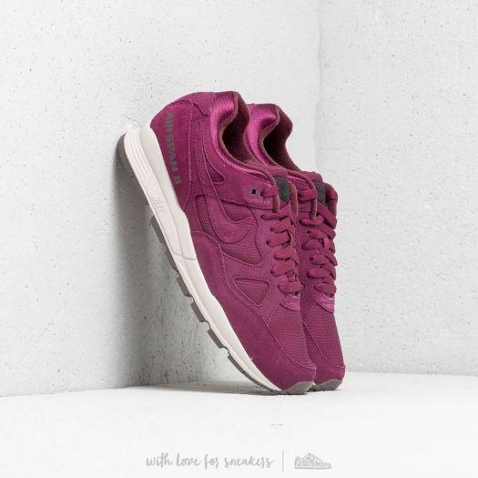 Nike Air Span II Premium Bordeaux Bordeaux Desert Sand | Footshop