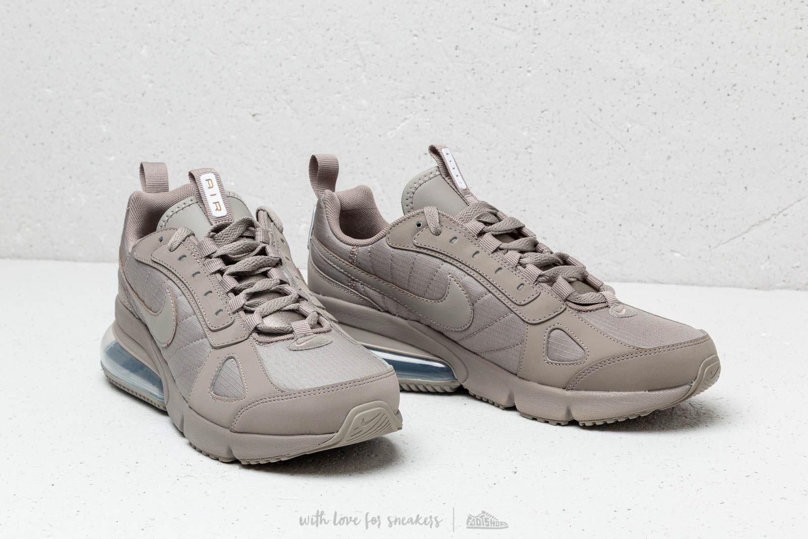Ejercicio Turbina dulce  Men's shoes Nike Air Max 270 Futura Light Taupe/ Light Taupe | Footshop