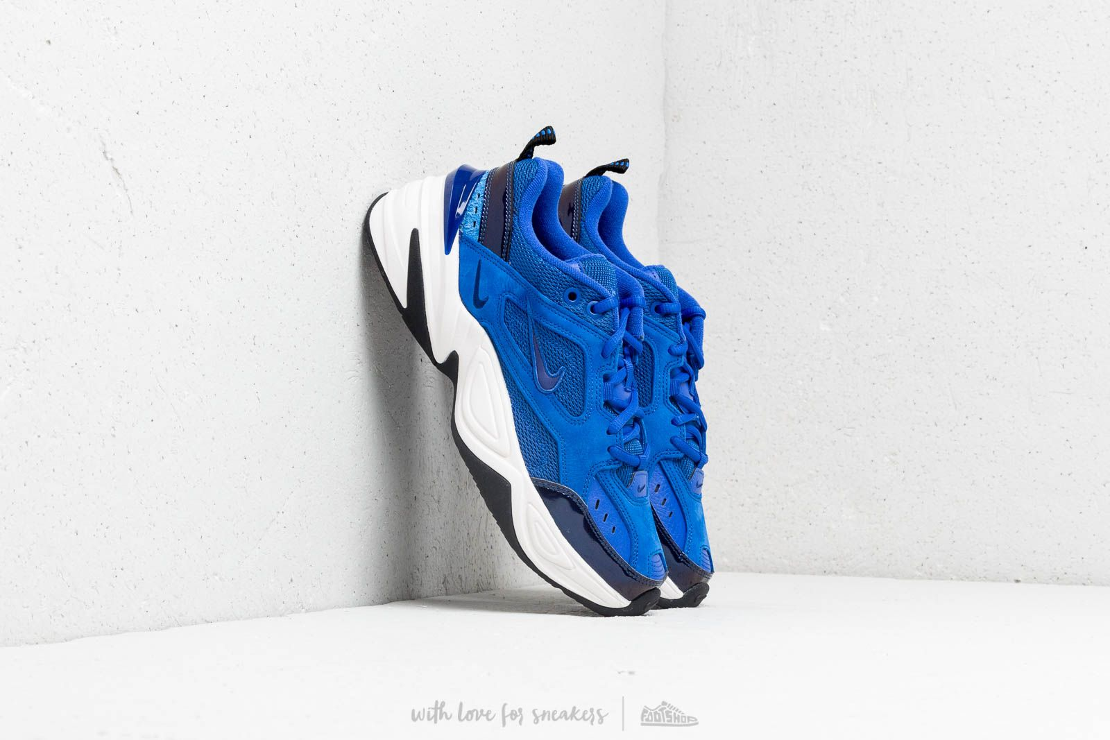 new style ad95a 1c908 Nike M2K Tekno W Racer Blue  Regency Purple at a great price 110 € buy