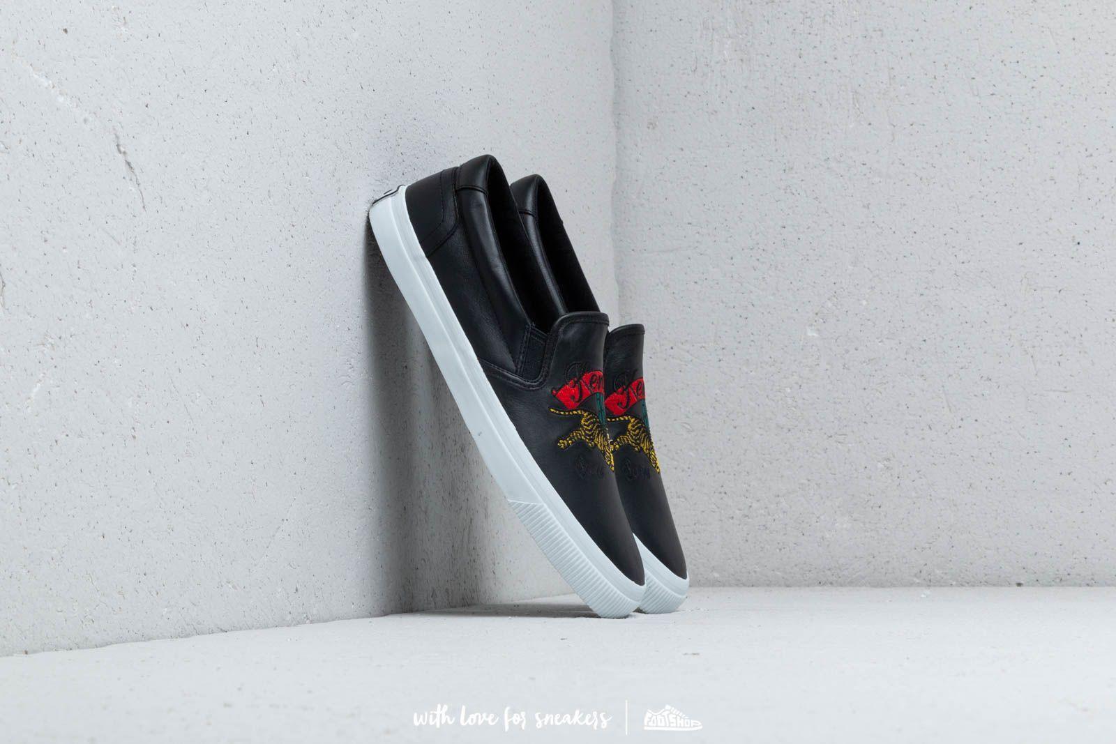 Kenzo K-Skate Sneakers Jumping Tiger Slip On
