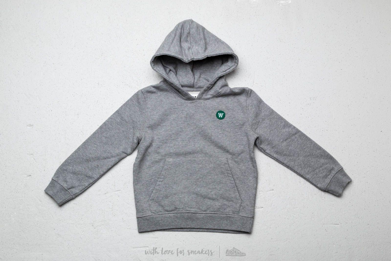 WOOD WOOD Kids Izzy Hoodie Grey Melange za skvělou cenu 2 090 Kč koupíte na Footshop.cz